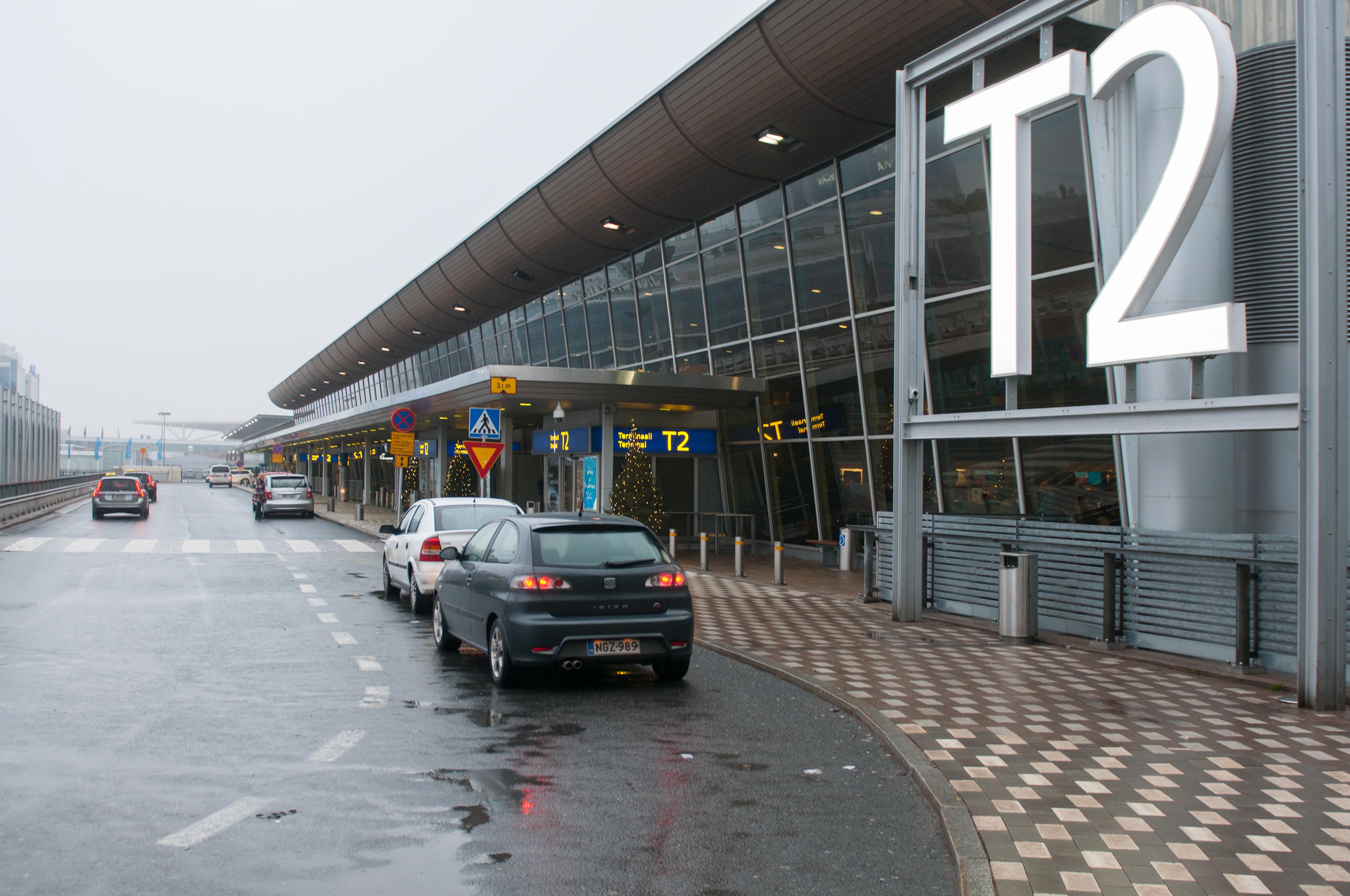 Helsinki-Vantaa Lentokenttä Pysäköinti