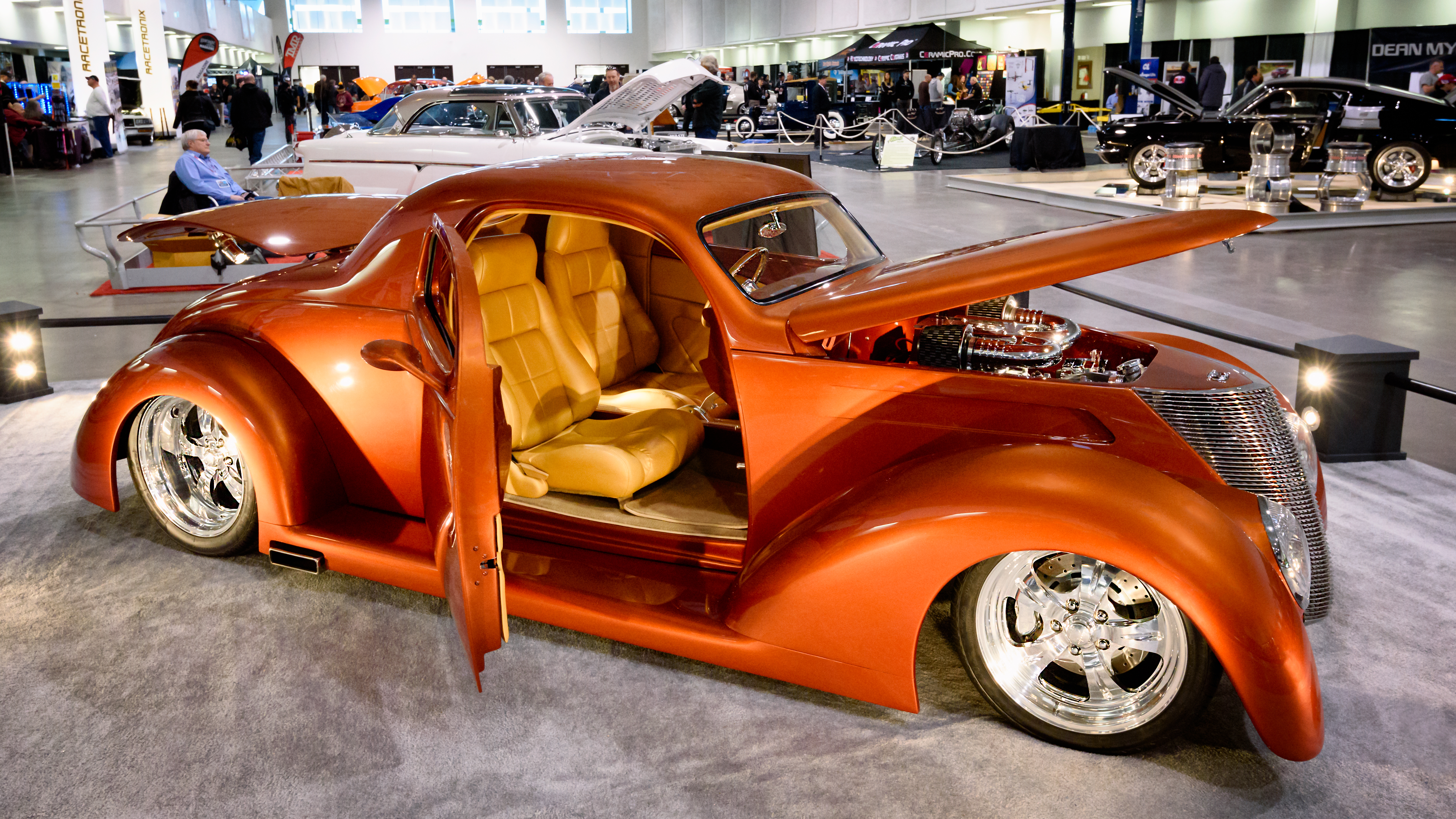 File 1937 Ford Coupe Low 37 33245998442 Jpg Wikimedia Commons