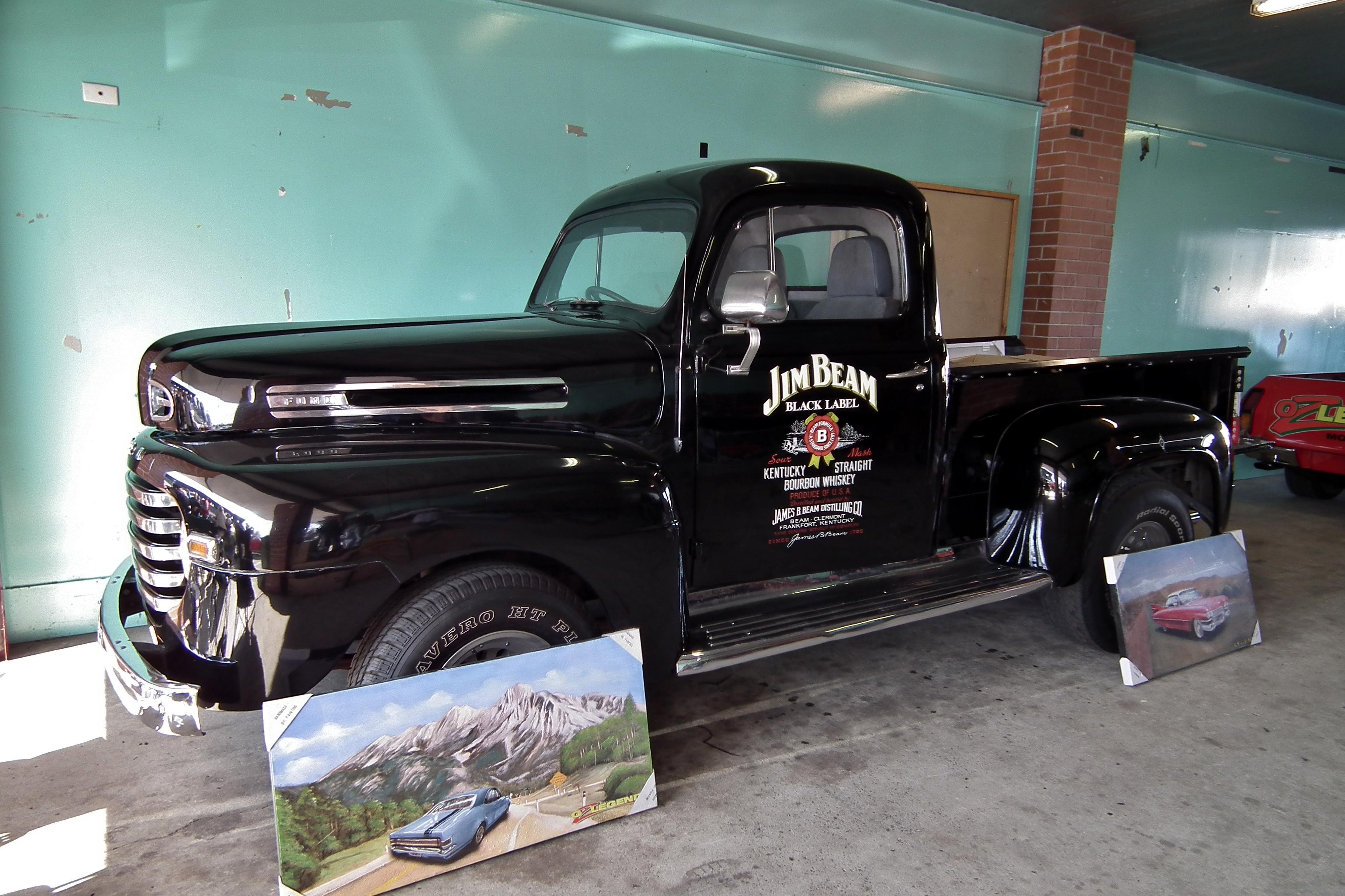 File1948 Ford F Series Pick Up Jim Beam 6044682223 1948 Pickup Truck