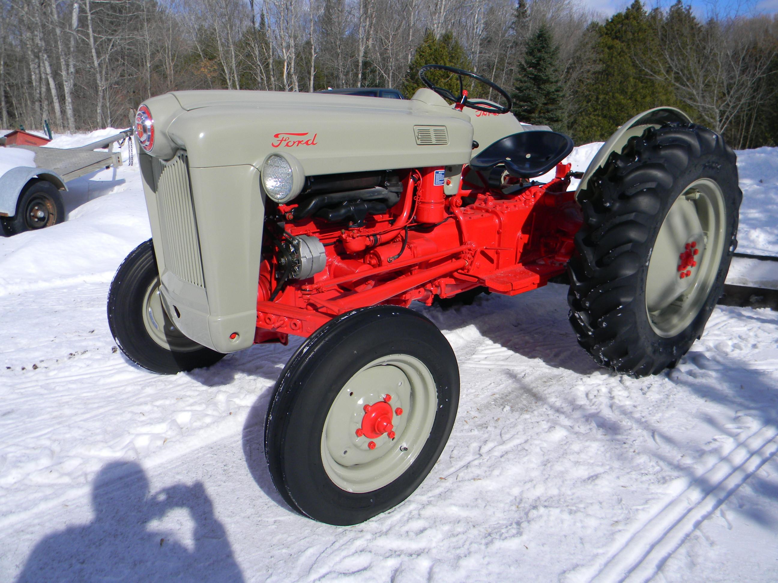 File 1953 Ford Golden Jubilee Restored Left Side Jpg