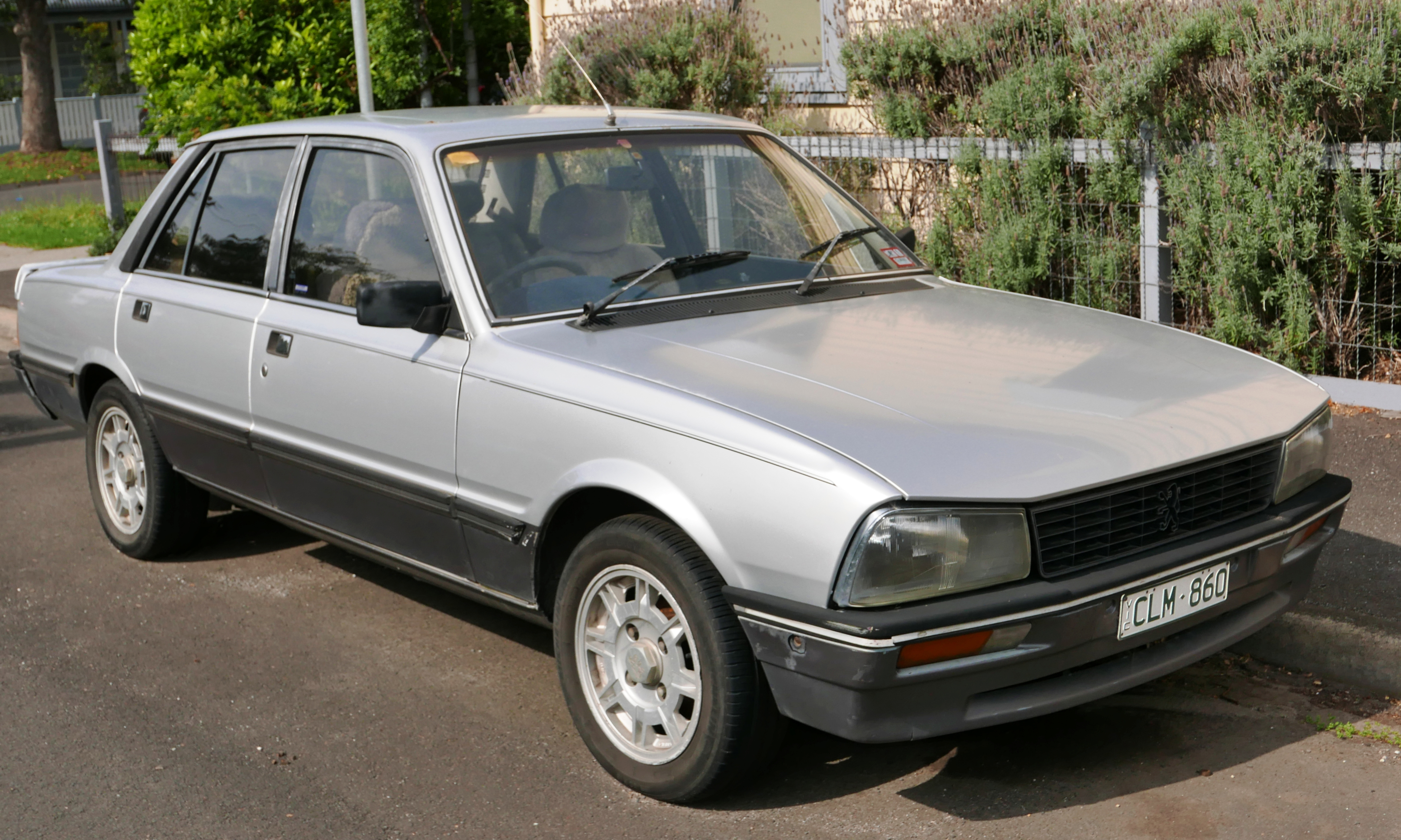 Peugeot 505 Pictures