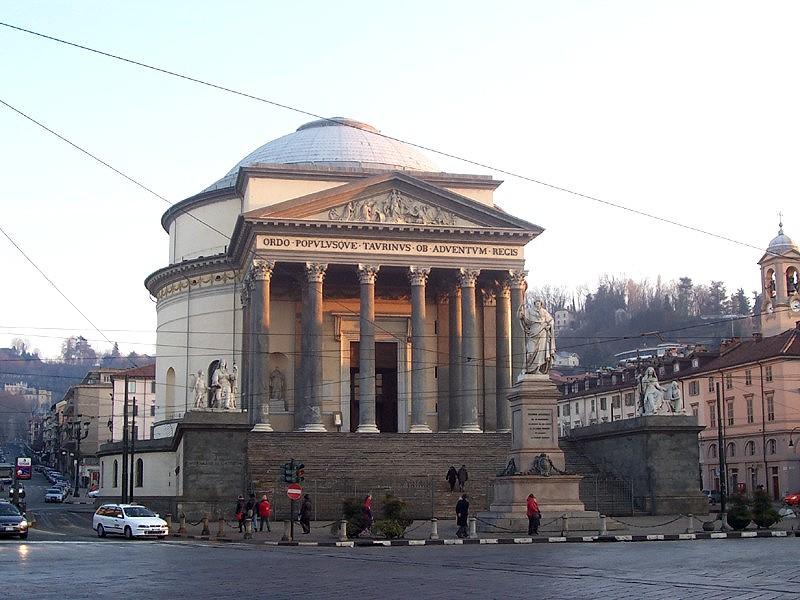 Chiesa della gran madre di dio torino wikipedia - La casa della lampadina torino ...