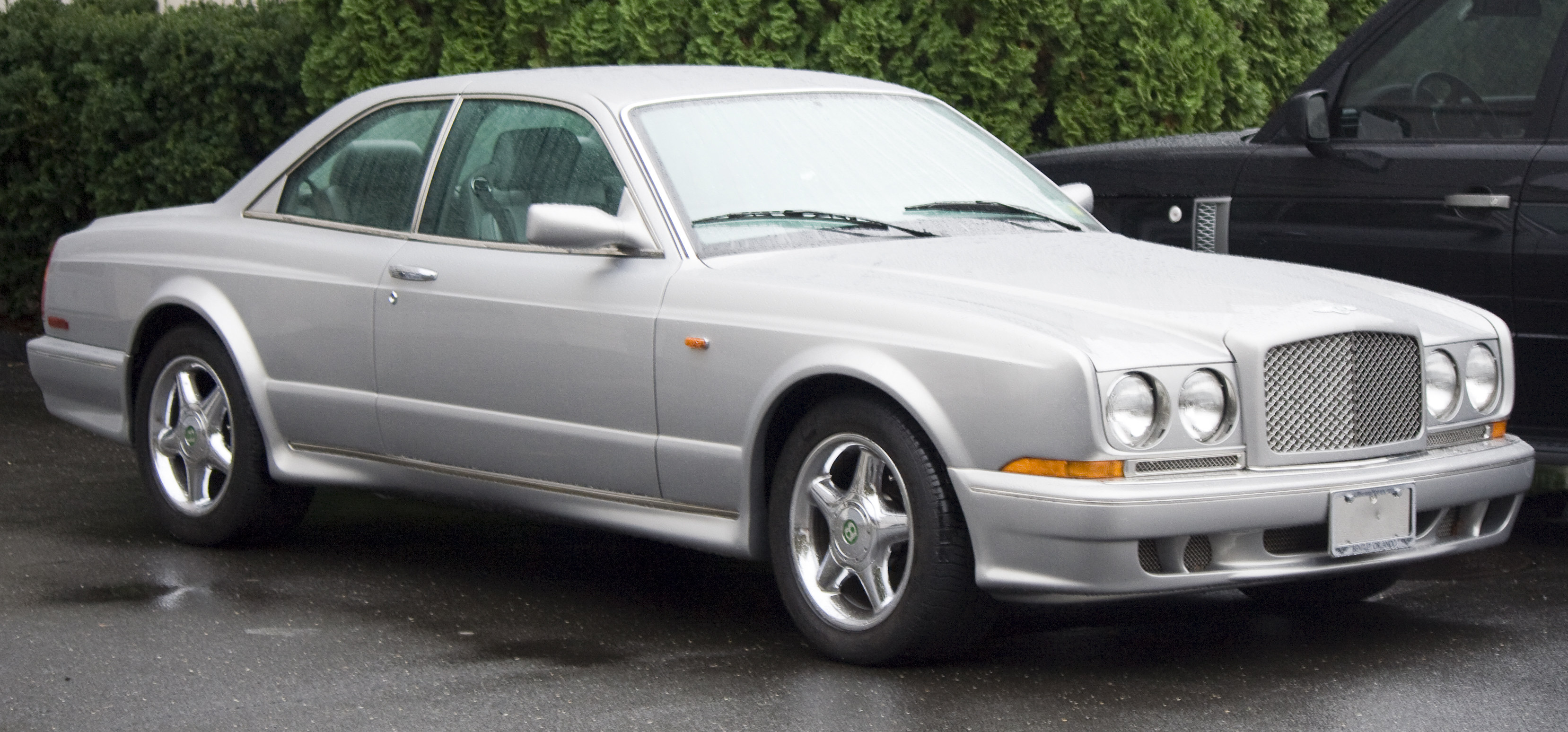 Bentley Continental R Wikipedia