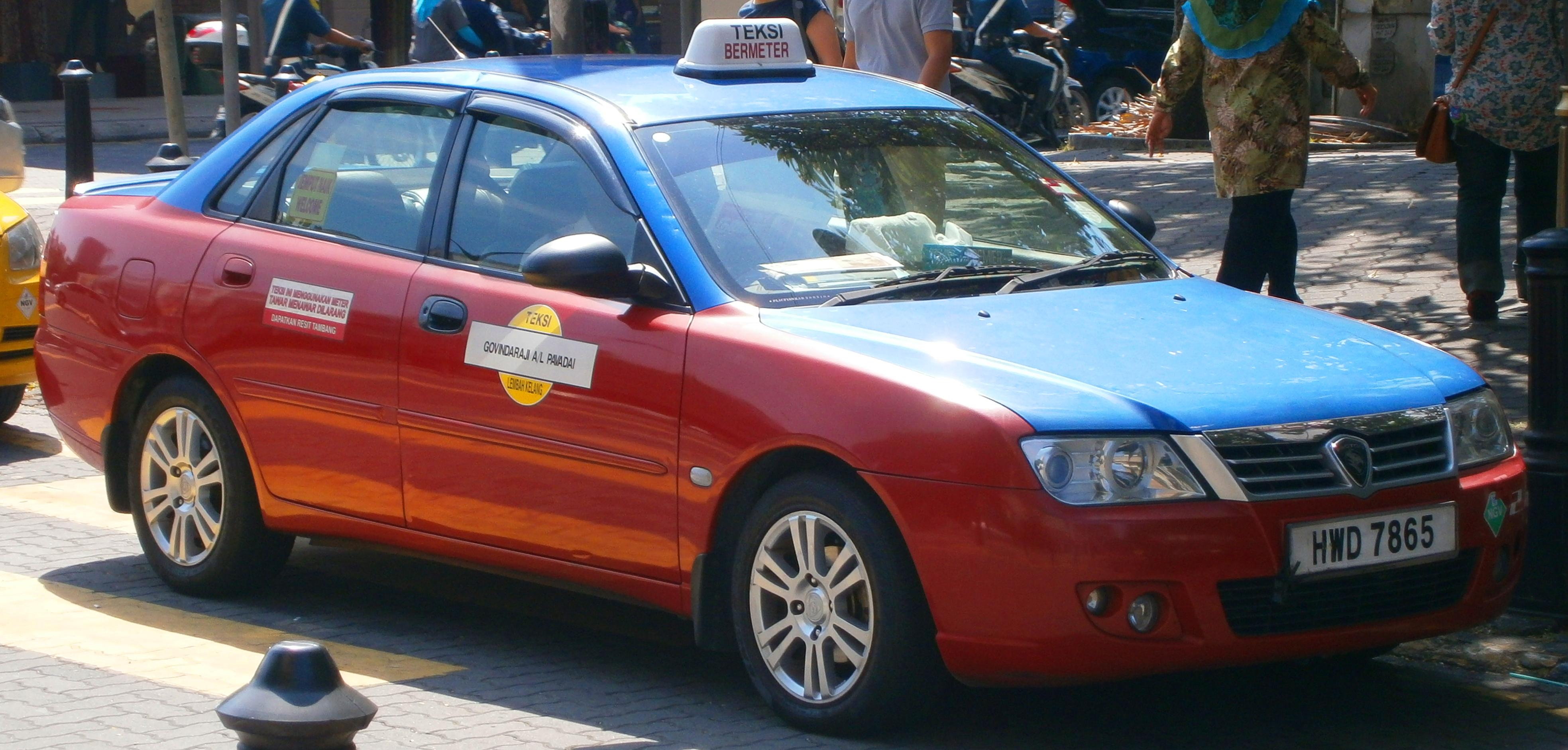 File 2007 2011 Proton Waja Taxi In Kuala Lumpur Malaysia