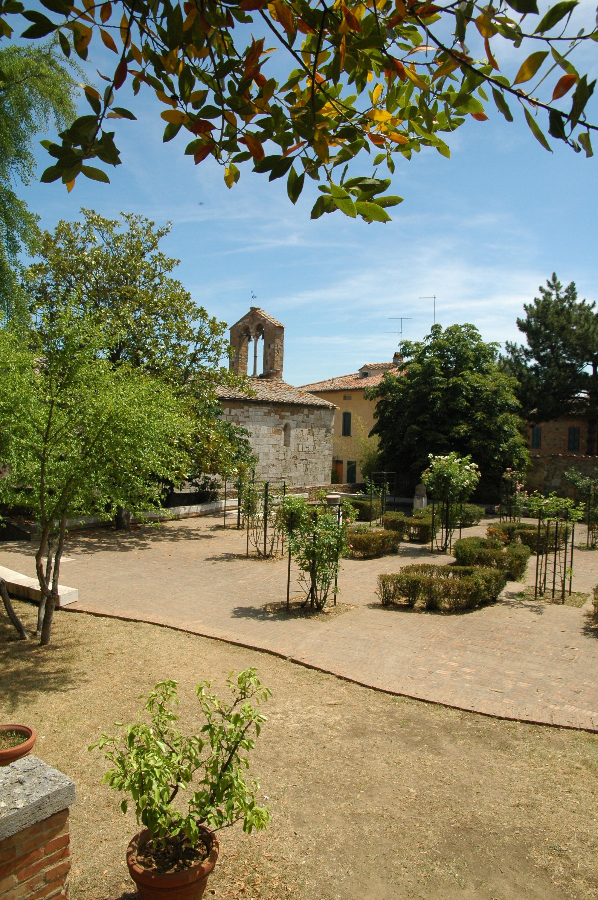 Giardino delle Rose, Horti Leonini, San Quirico d'Orcia