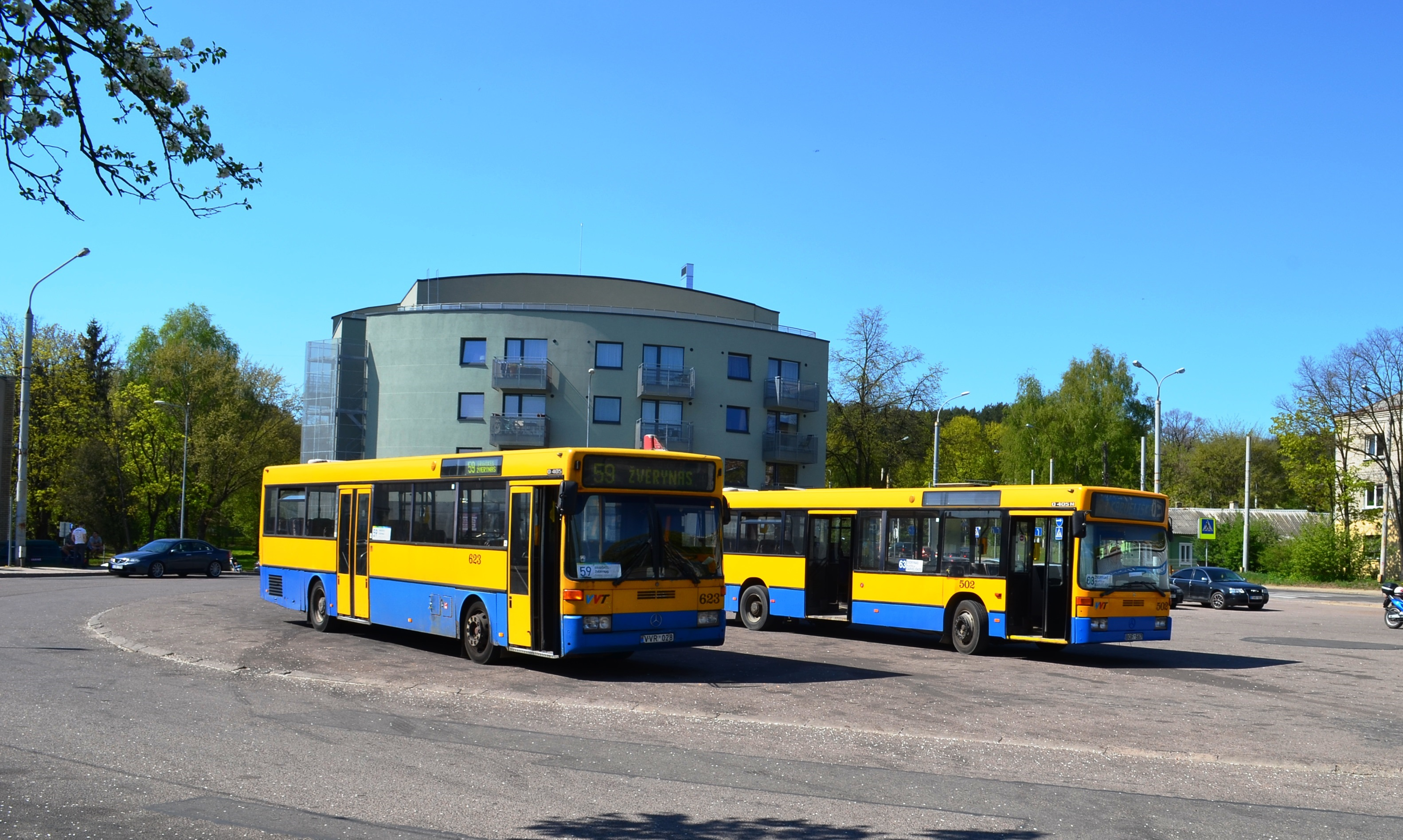 Vilniaus miesto autobusu fotogalerija 56