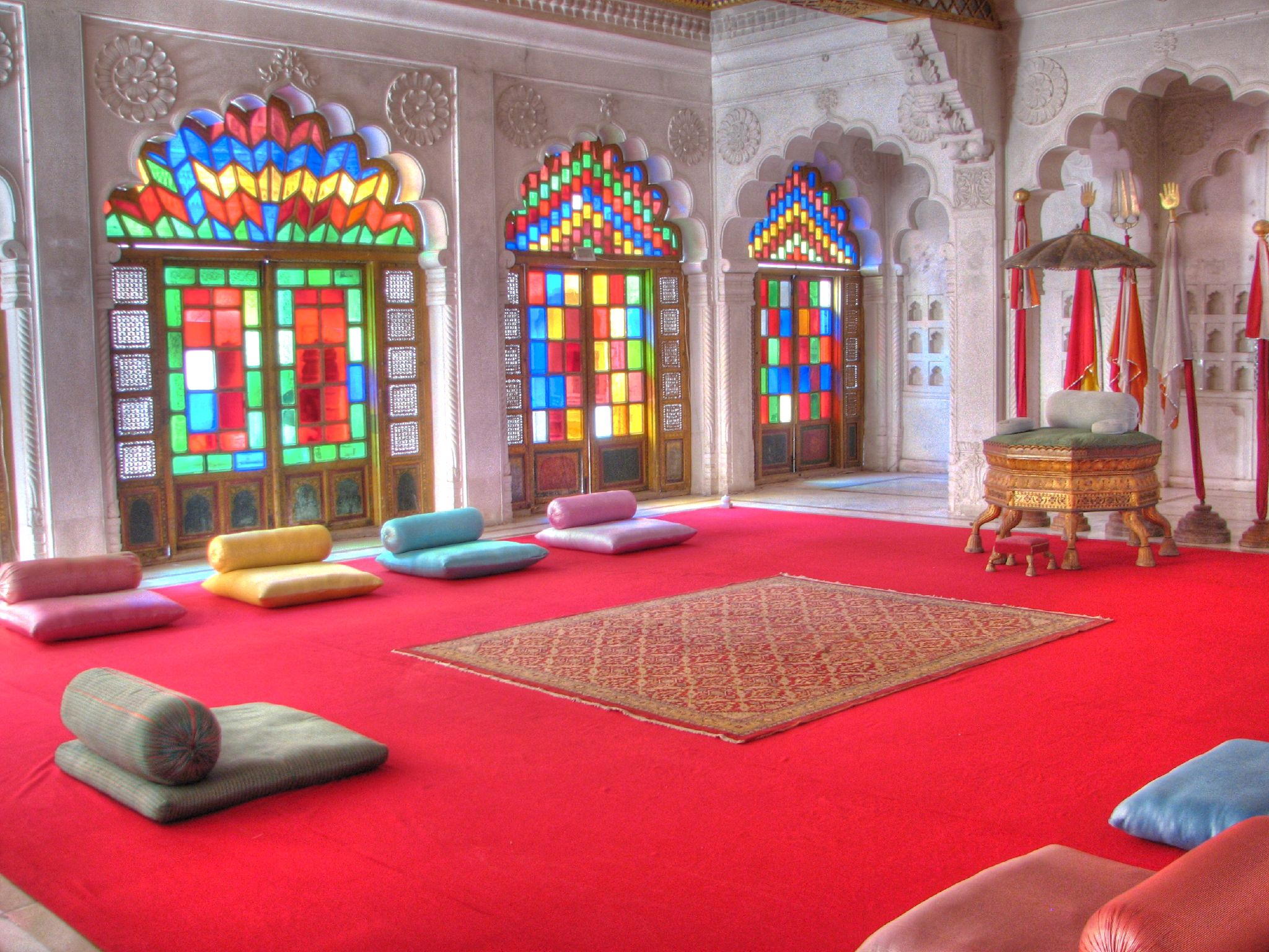 File:A room within Mehrangarh Fort Palace.jpg - Wikimedia ...