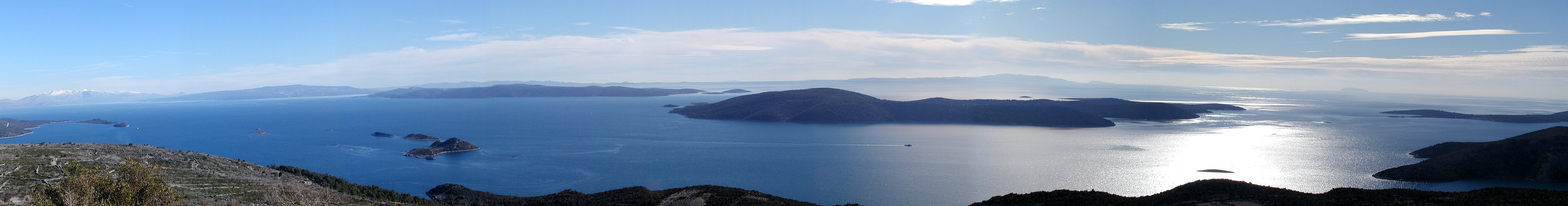 Description adriatic sea islands