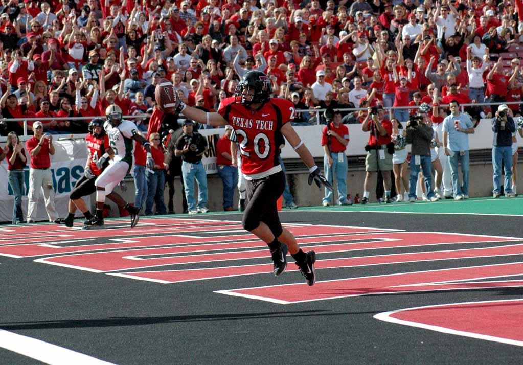 List Of Texas Tech Red Raiders Football Seasons Wikipedia