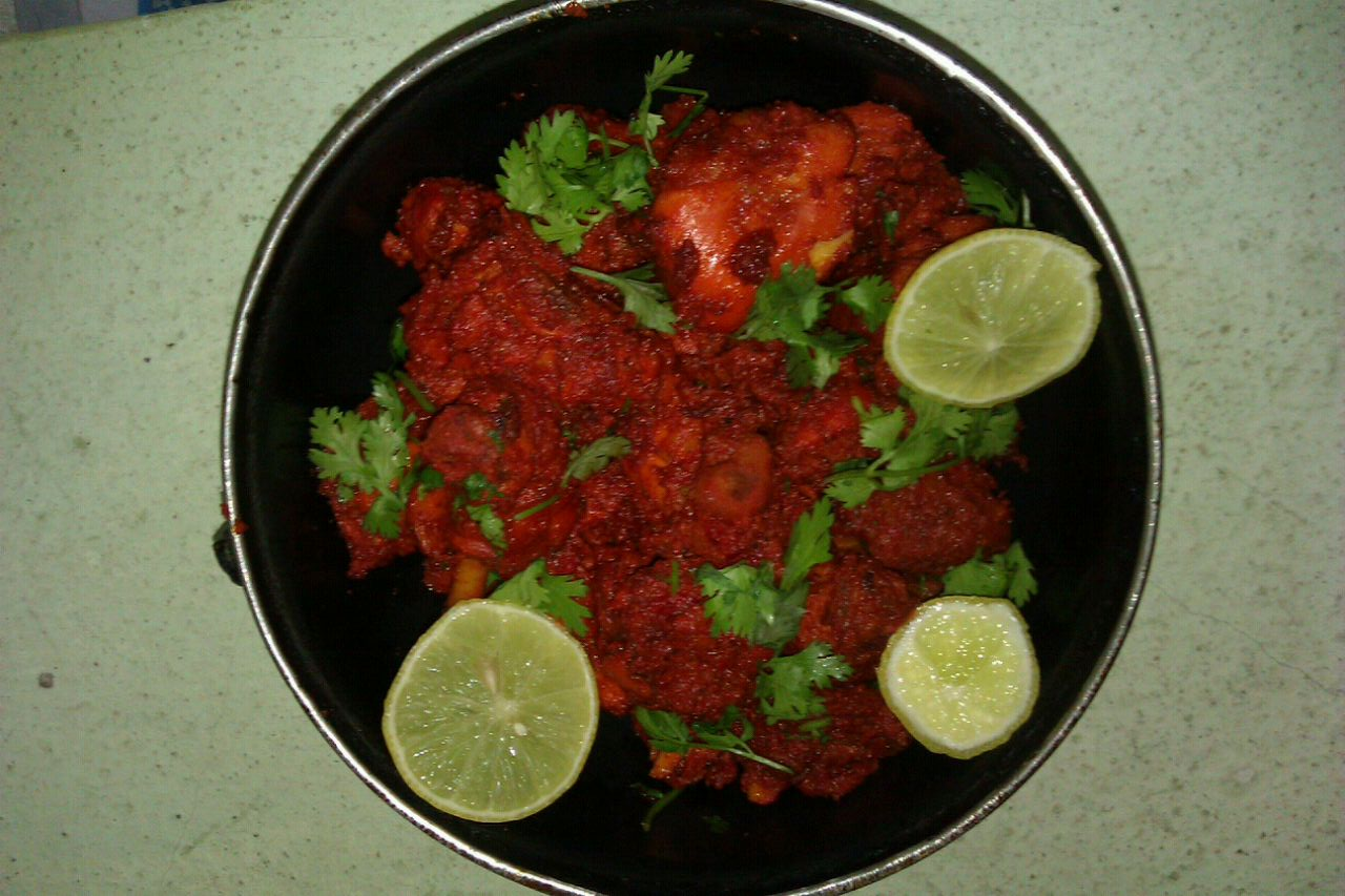 File andhra chicken wikimedia commons for Andhra cuisine history