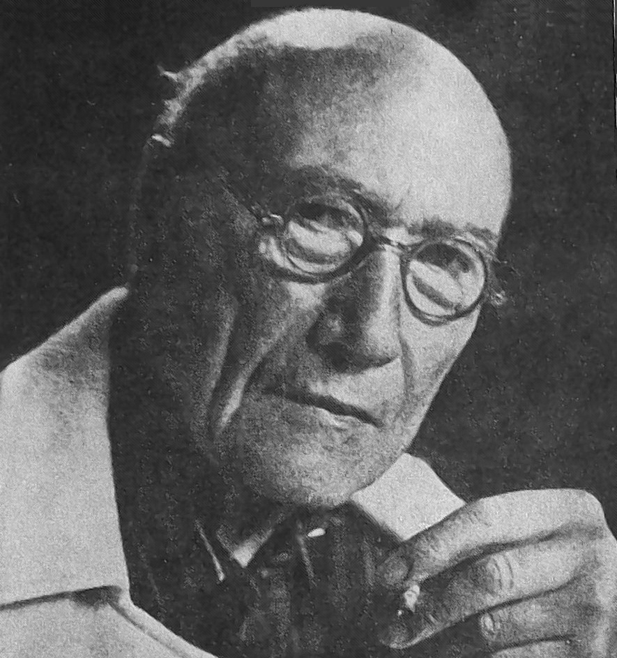 Portrait of André Gide