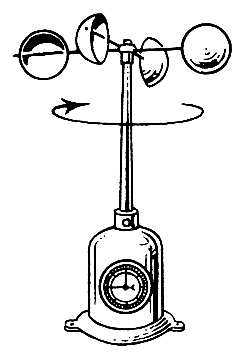 Make A Very Simple Windmill additionally A Basic Guide To The Parts Of A Bow besides Homemade Wind Turbine Parts also Fay marine yacht pl besides Analog To Digital Converter Pic. on diagram of anemometer