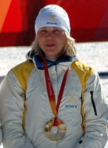 Anna Olsson (cross-country skier) cross-country skier