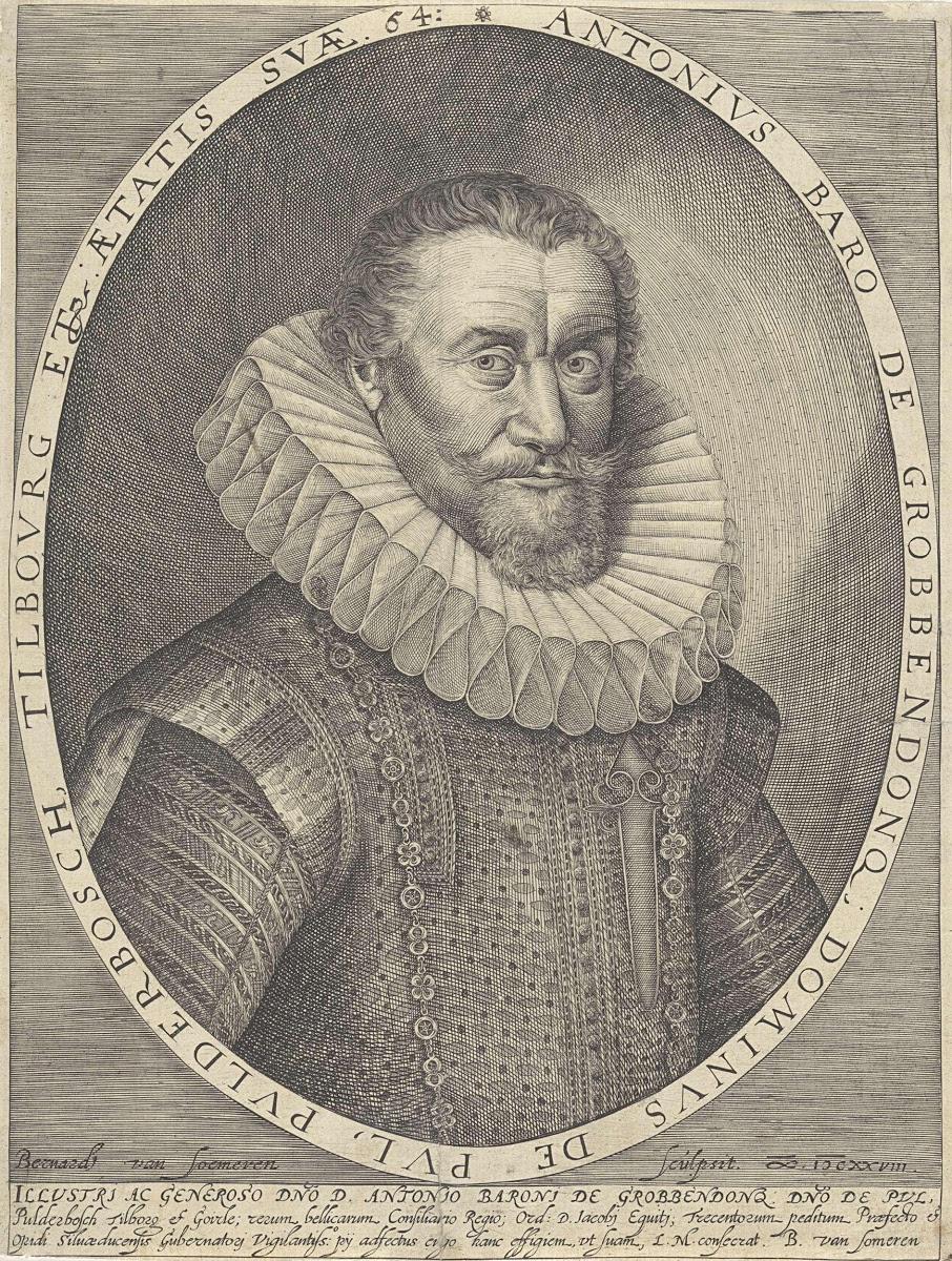 Anthonie II Schetz politician