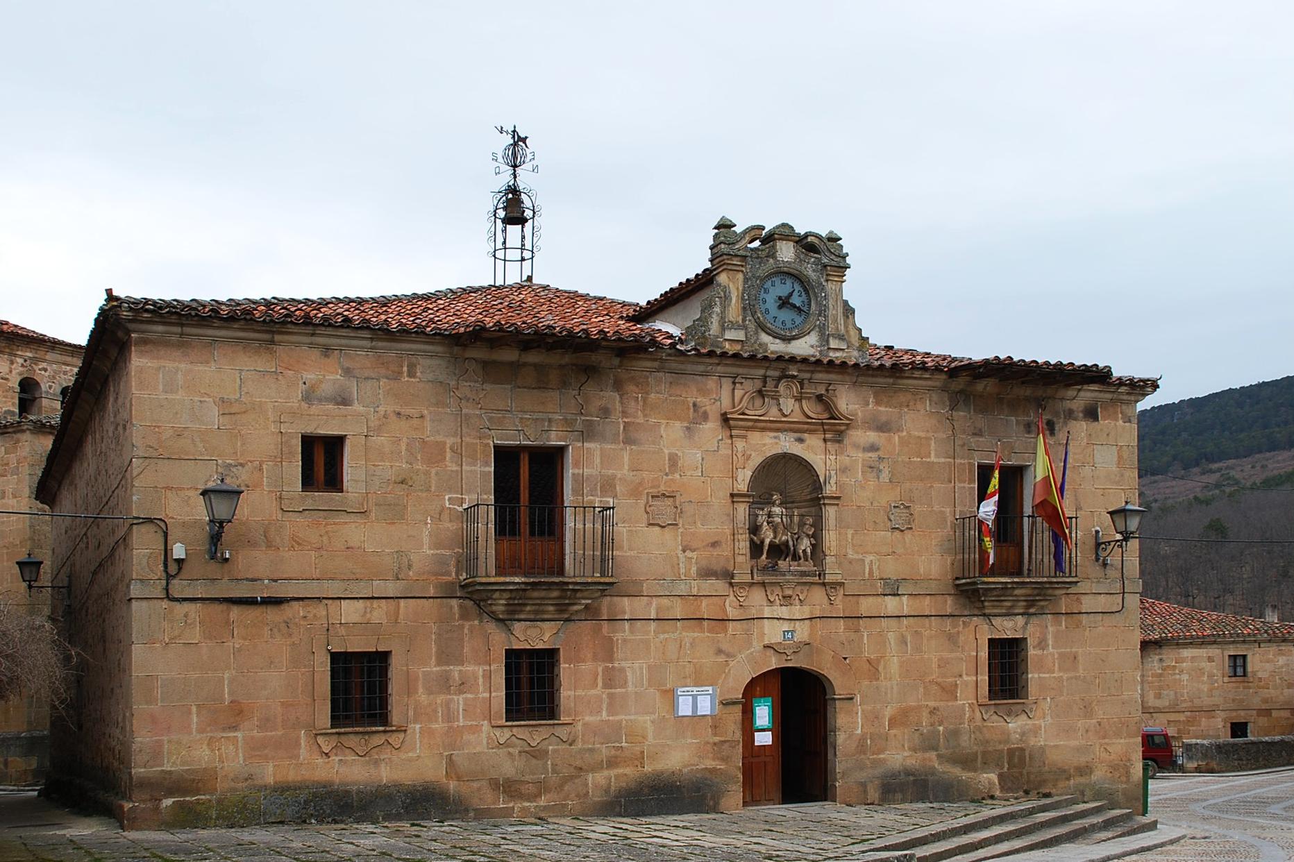 Depiction of Molinos de Duero