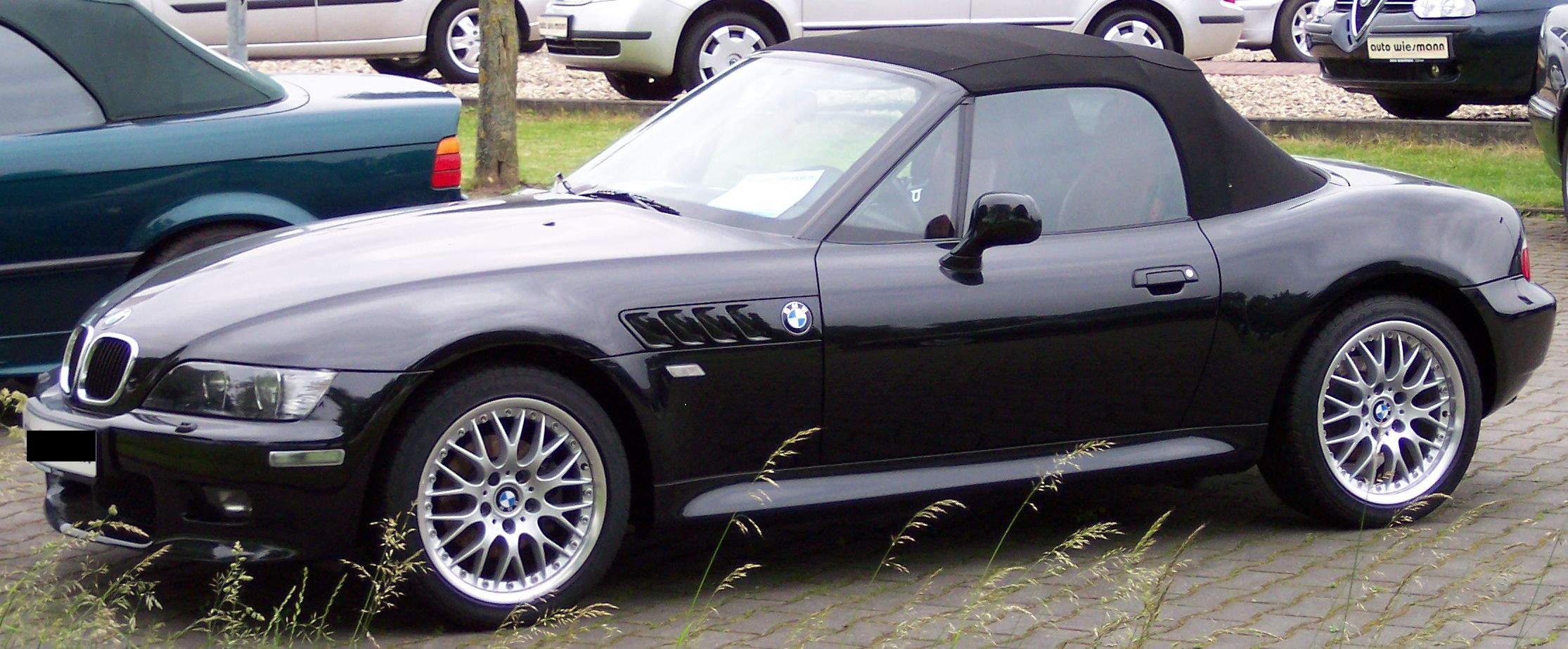 File Bmw Z3 Black Vl Jpg Wikipedia