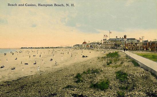 Hampton Beach  The Premier Vacation Spot on the NH