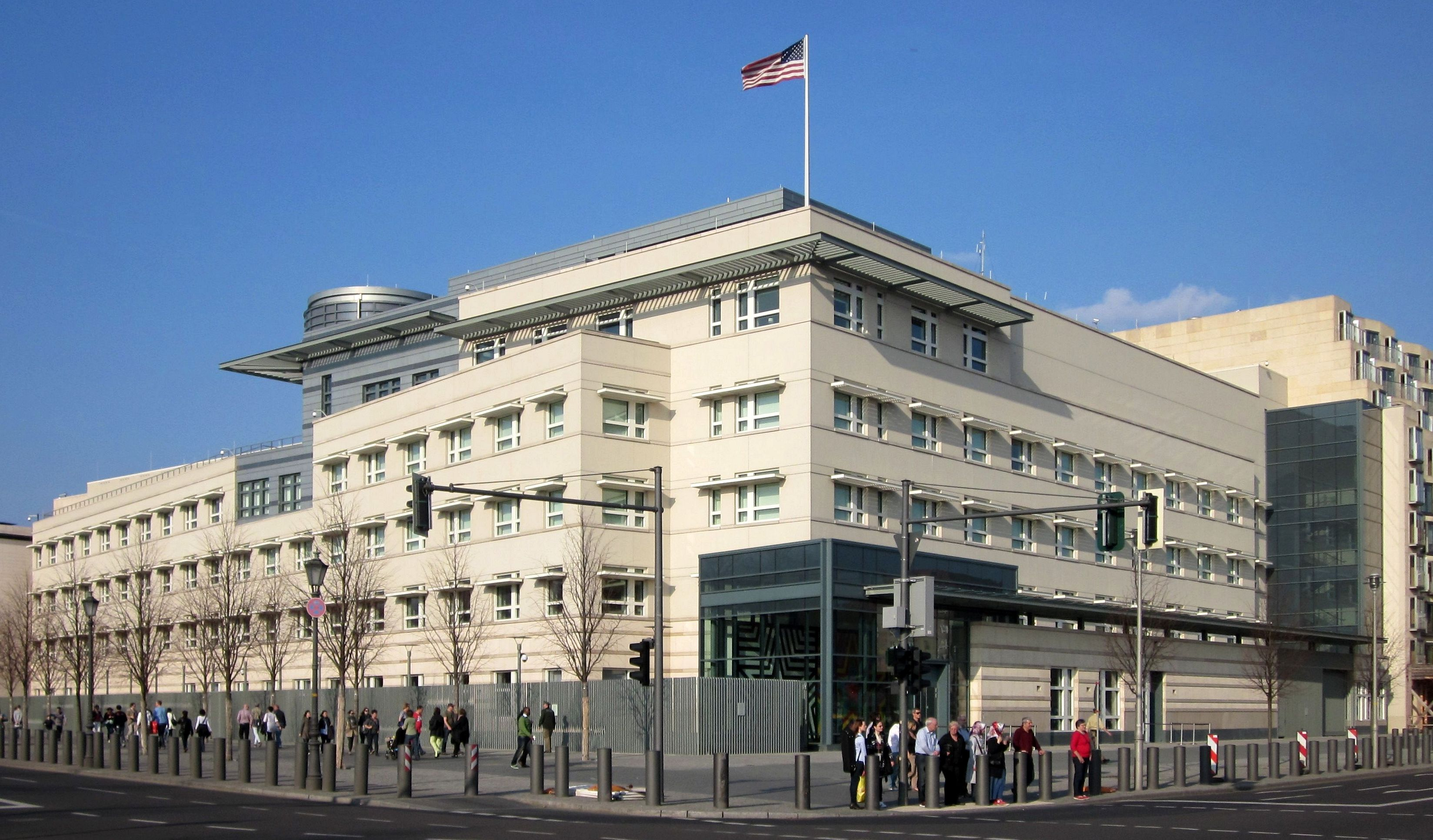 Embassy of the United States, Berlin - Wikipedia
