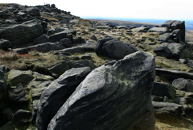 Blackstone Edge. - geograph.org.uk - 570404