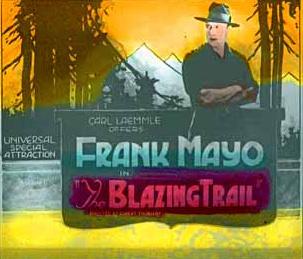 <i>The Blazing Trail</i> (1921 film) 1921 film