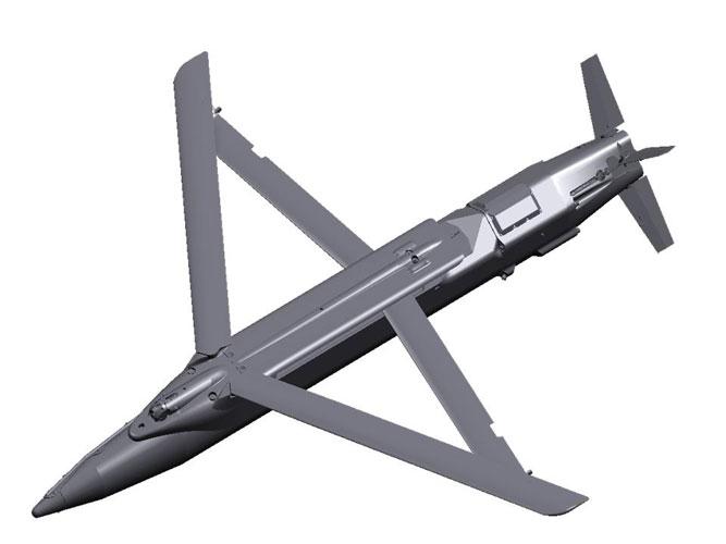 Israel en el conflicto en Siria - Página 11 Boeing_GBU-39_Small_Diameter_Bomb