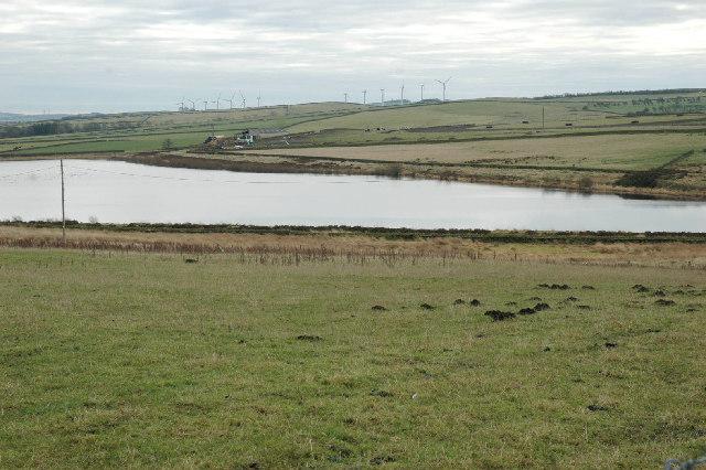 Broadstone Reservoir - geograph.org.uk - 99569