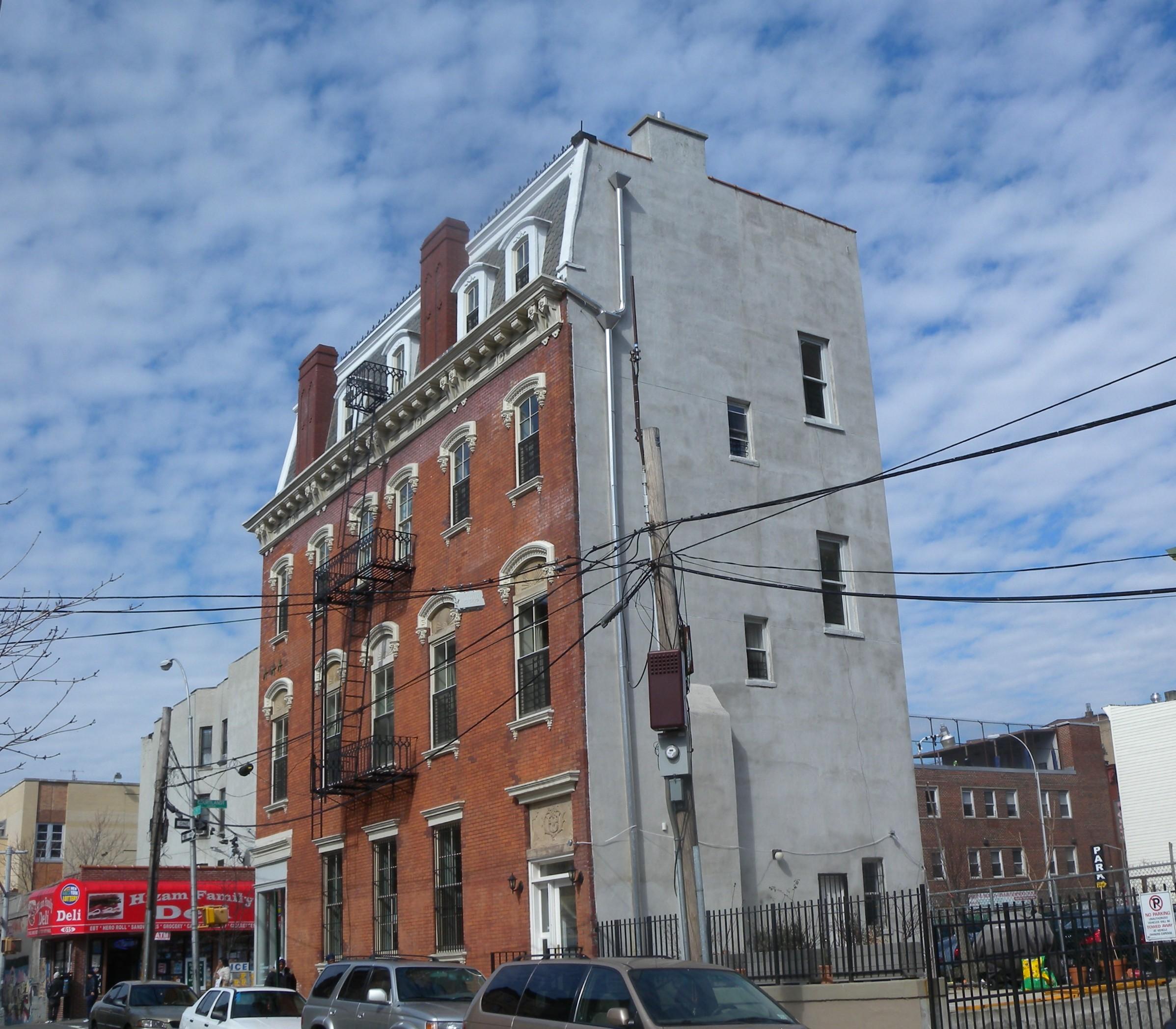 File:Bronx Docum Center 151 St Courtlandt Av jeh.jpg