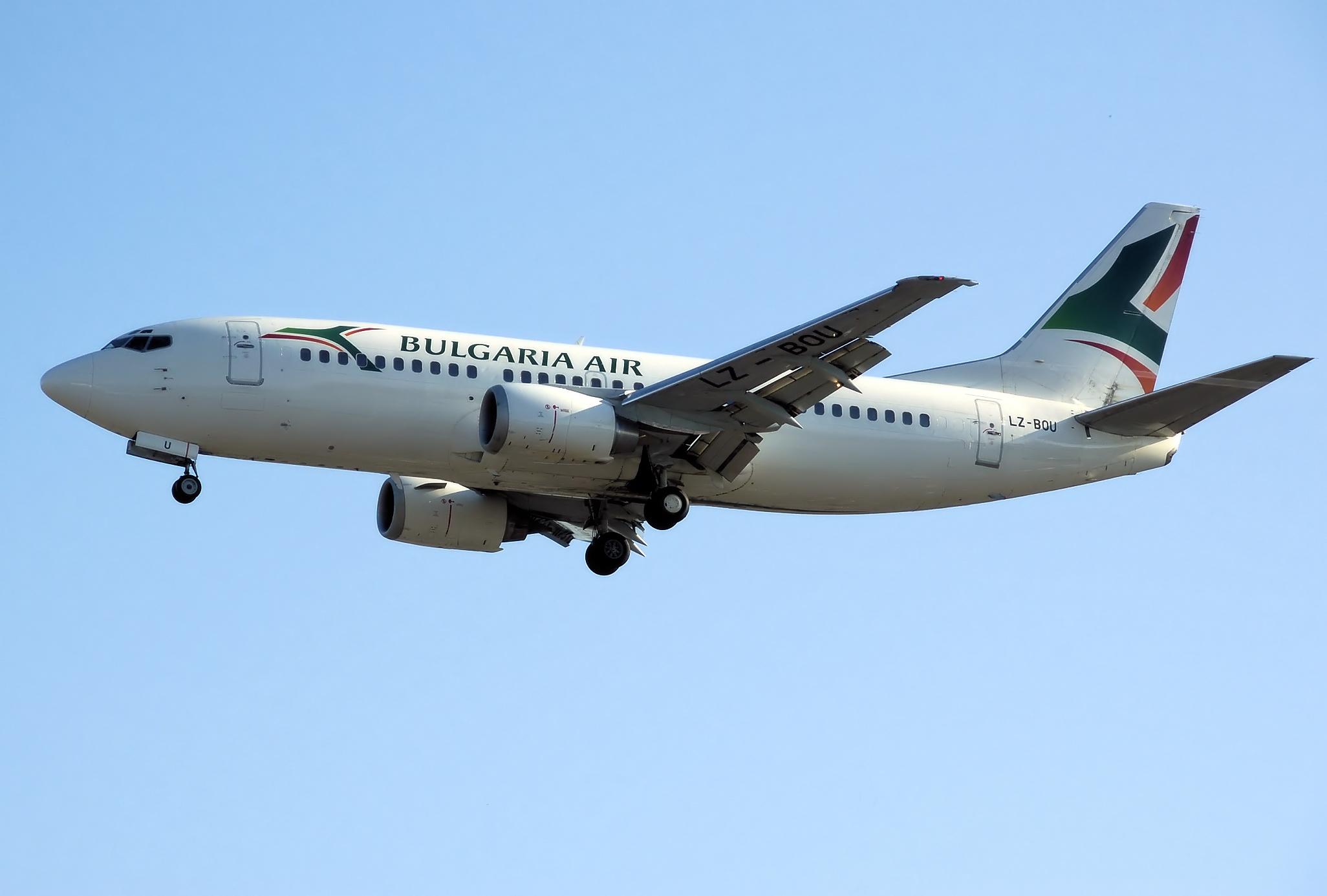 болгарские авиалинии фото новом обзоре были