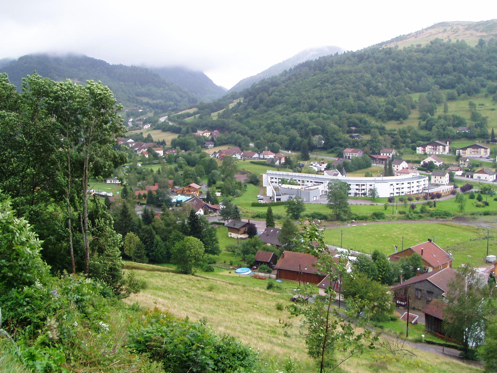 France Les Vosges Ville De Moscou Et Mississipi