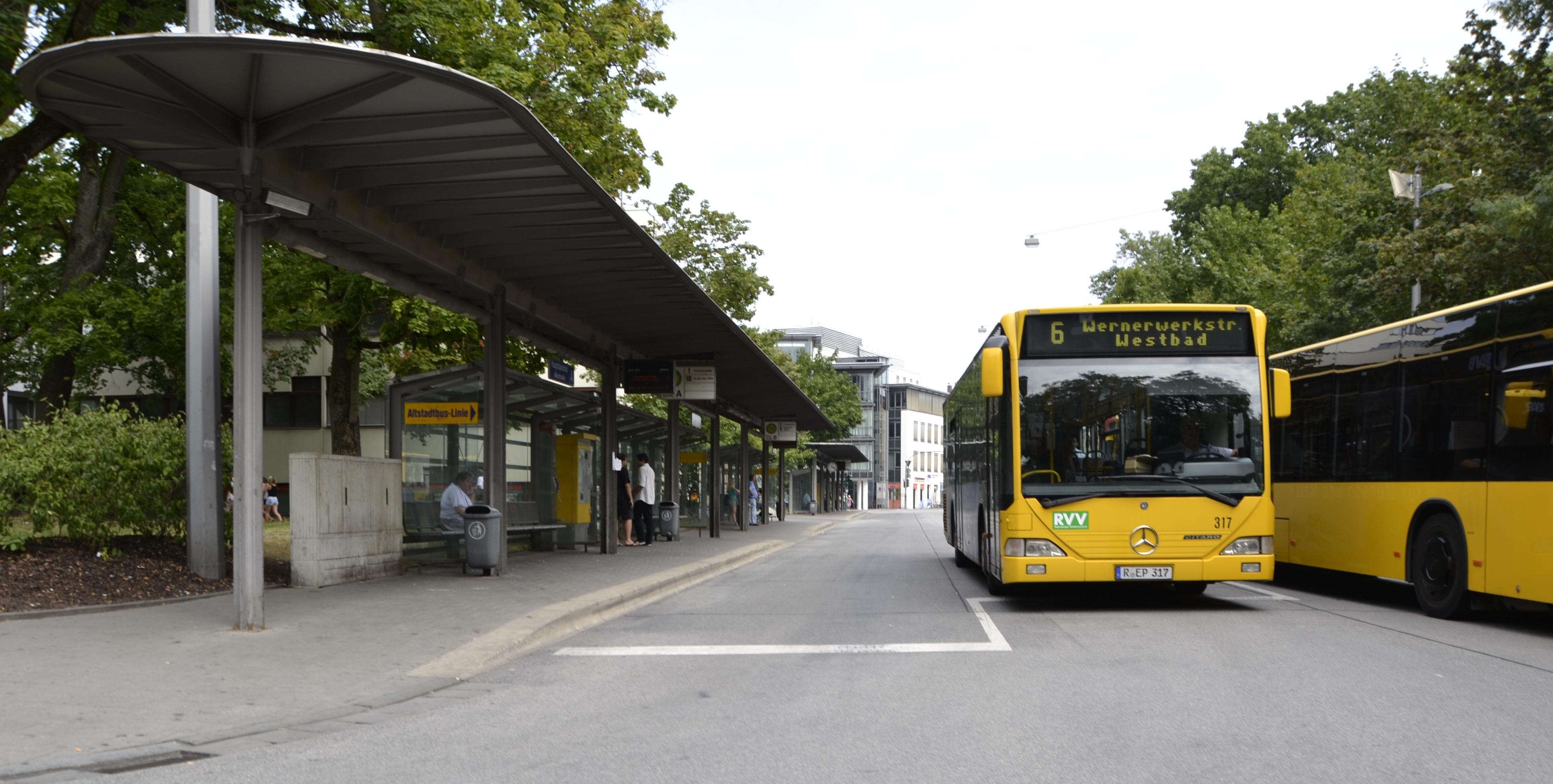 Albertstraße Regensburg