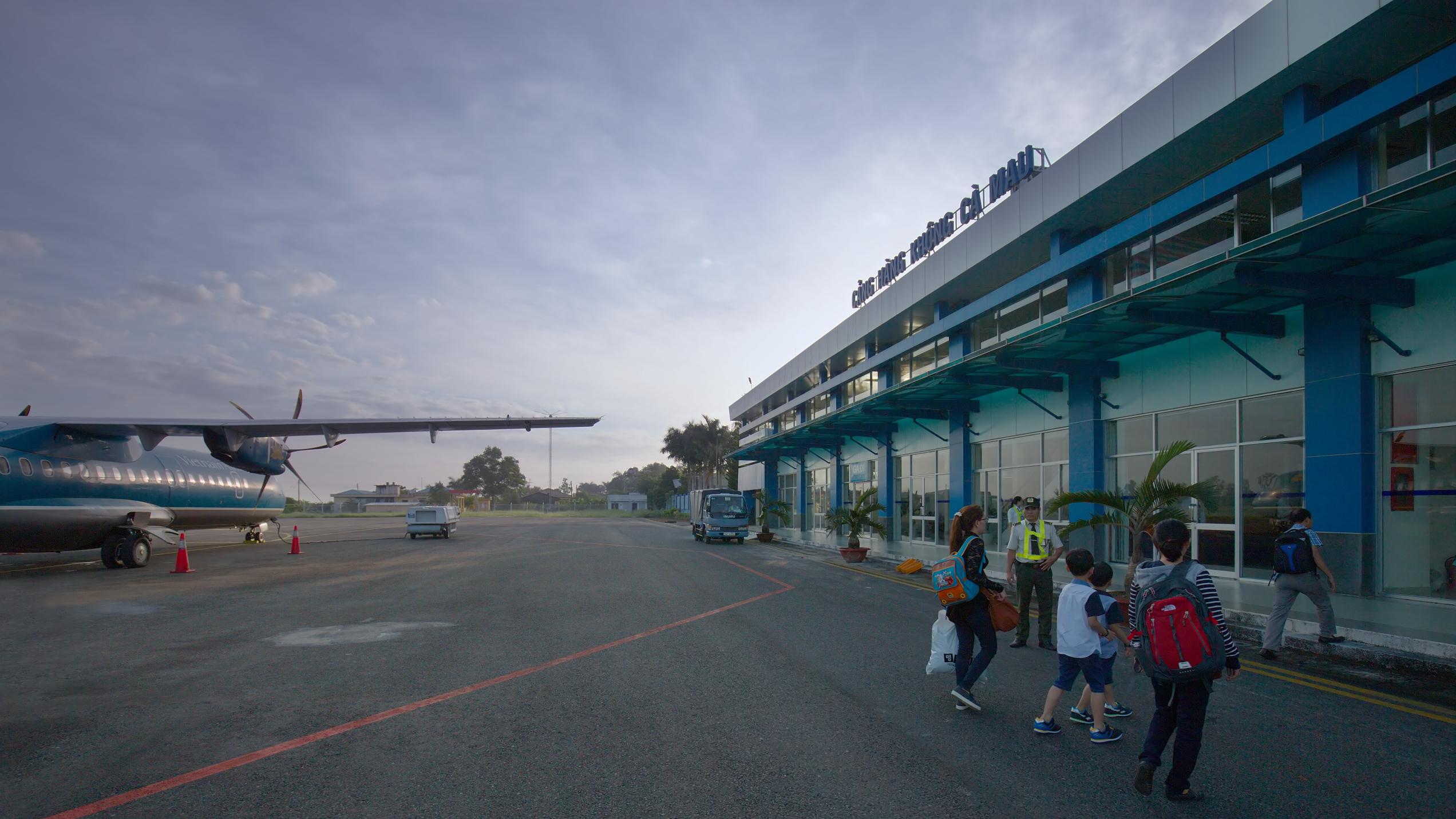 Aeroporto de Cà Mau