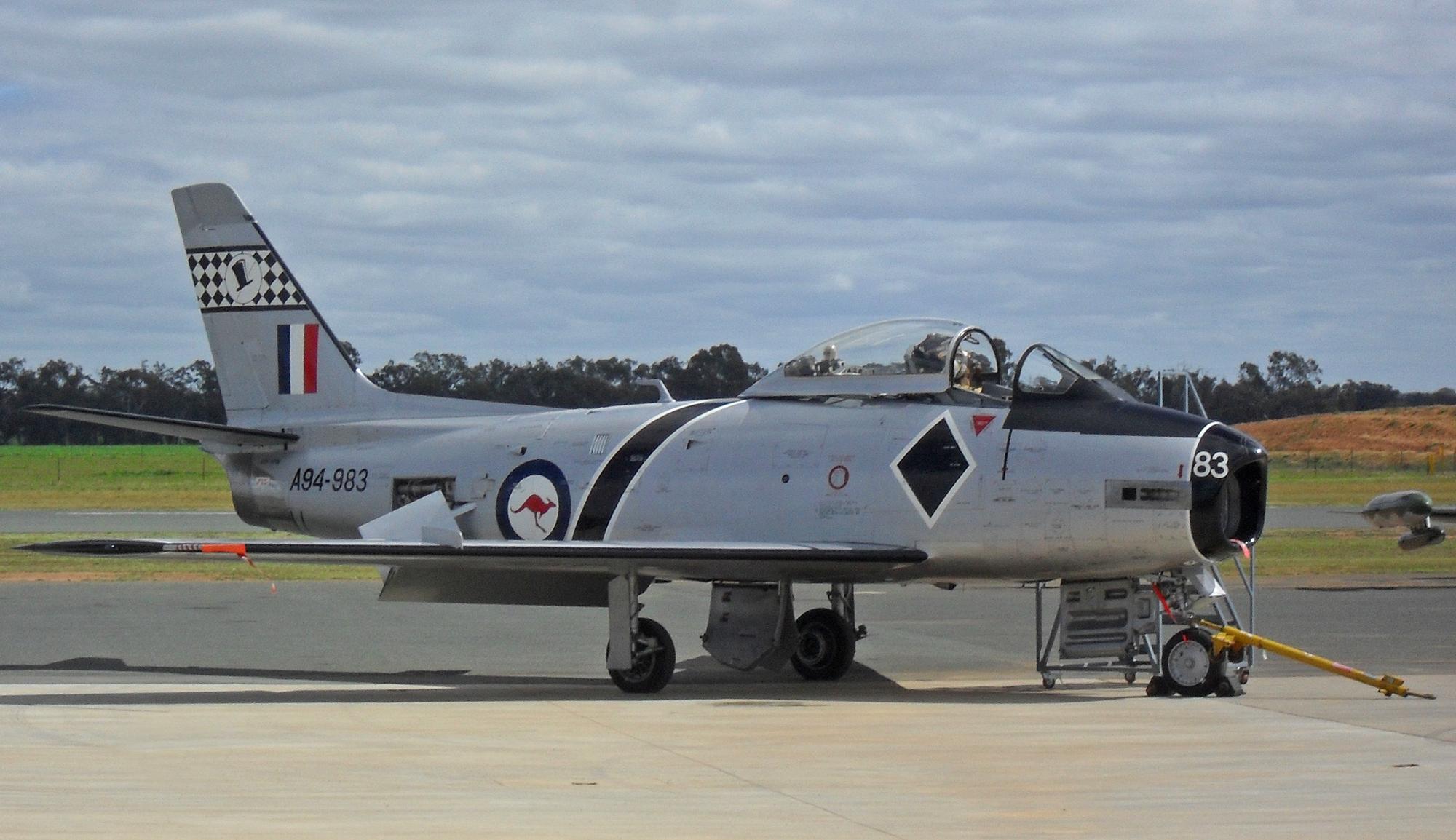 File:CAC Sabre Mk.32 - A94-983.jpg