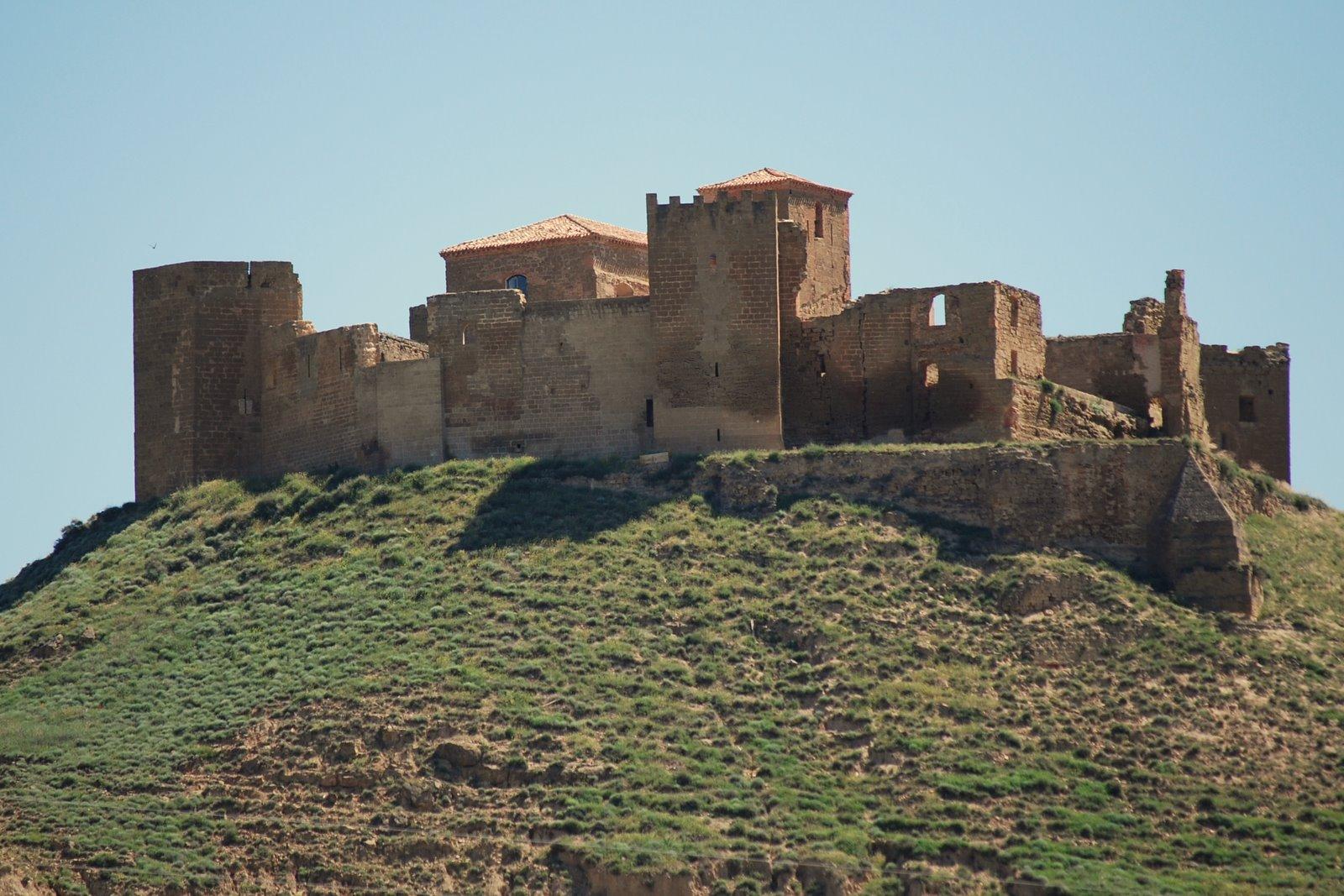 Castle Of Montearag U00f3n Wikipedia