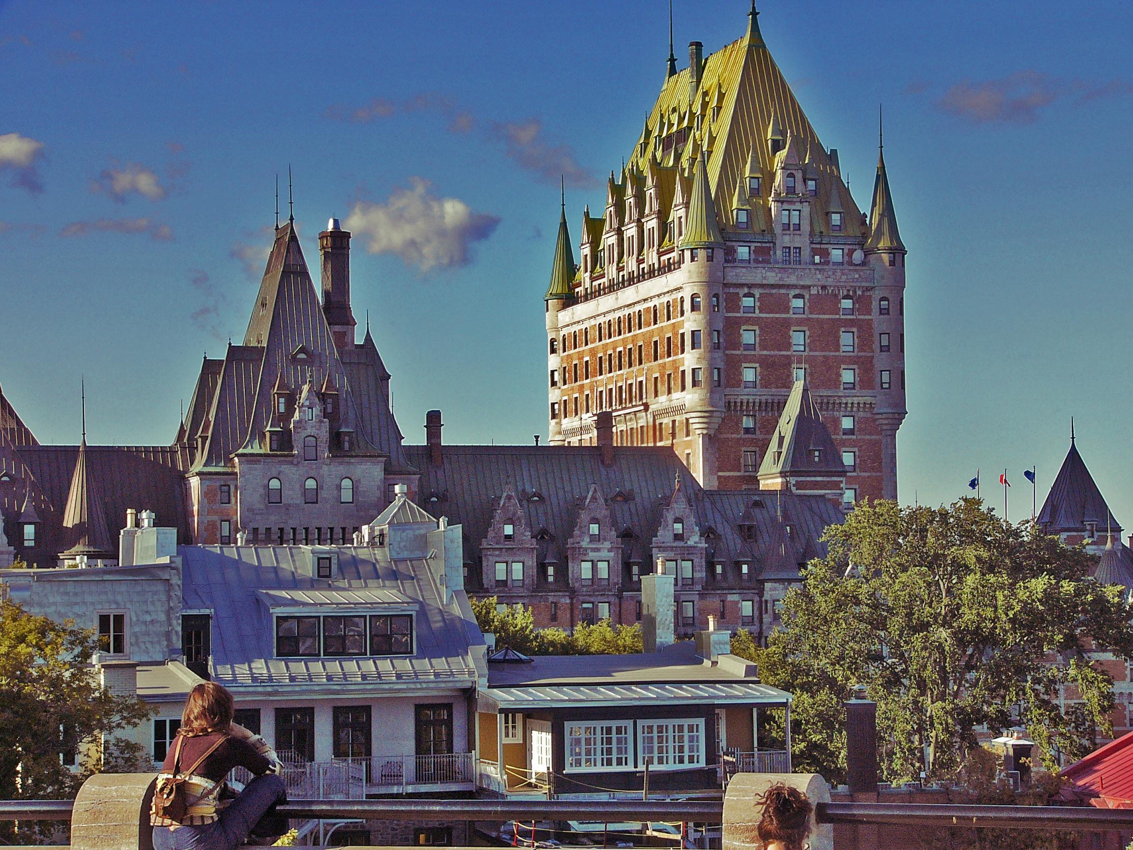 Hotel Le Quebec Inn