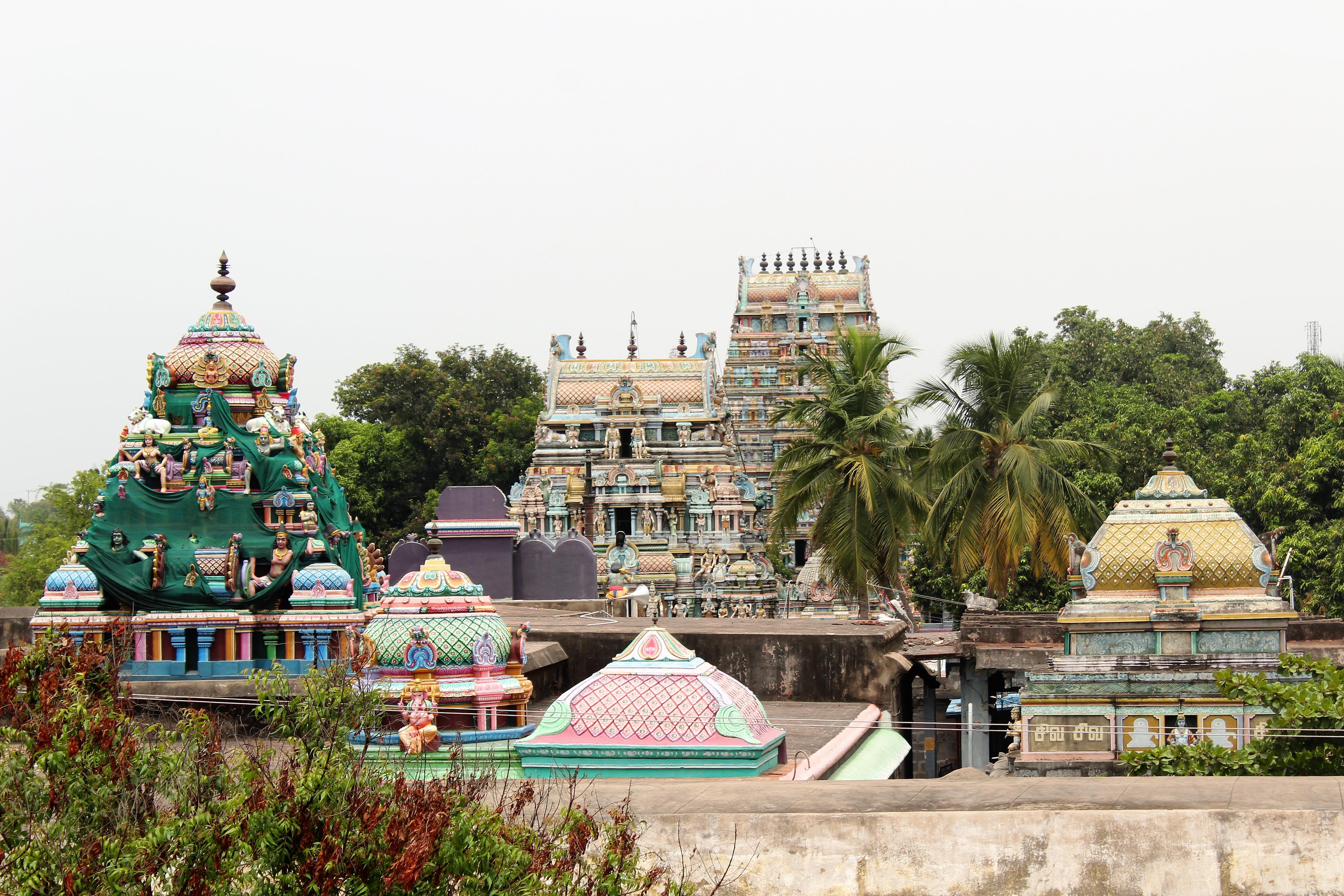 Chandramouleeswar temple, Thiruvakkarai - Wikipedia