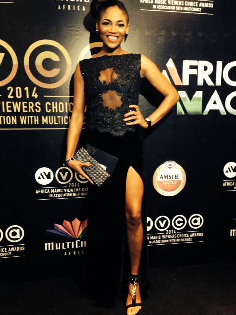 Chelsea Eze at 2014 AMVCA.jpeg