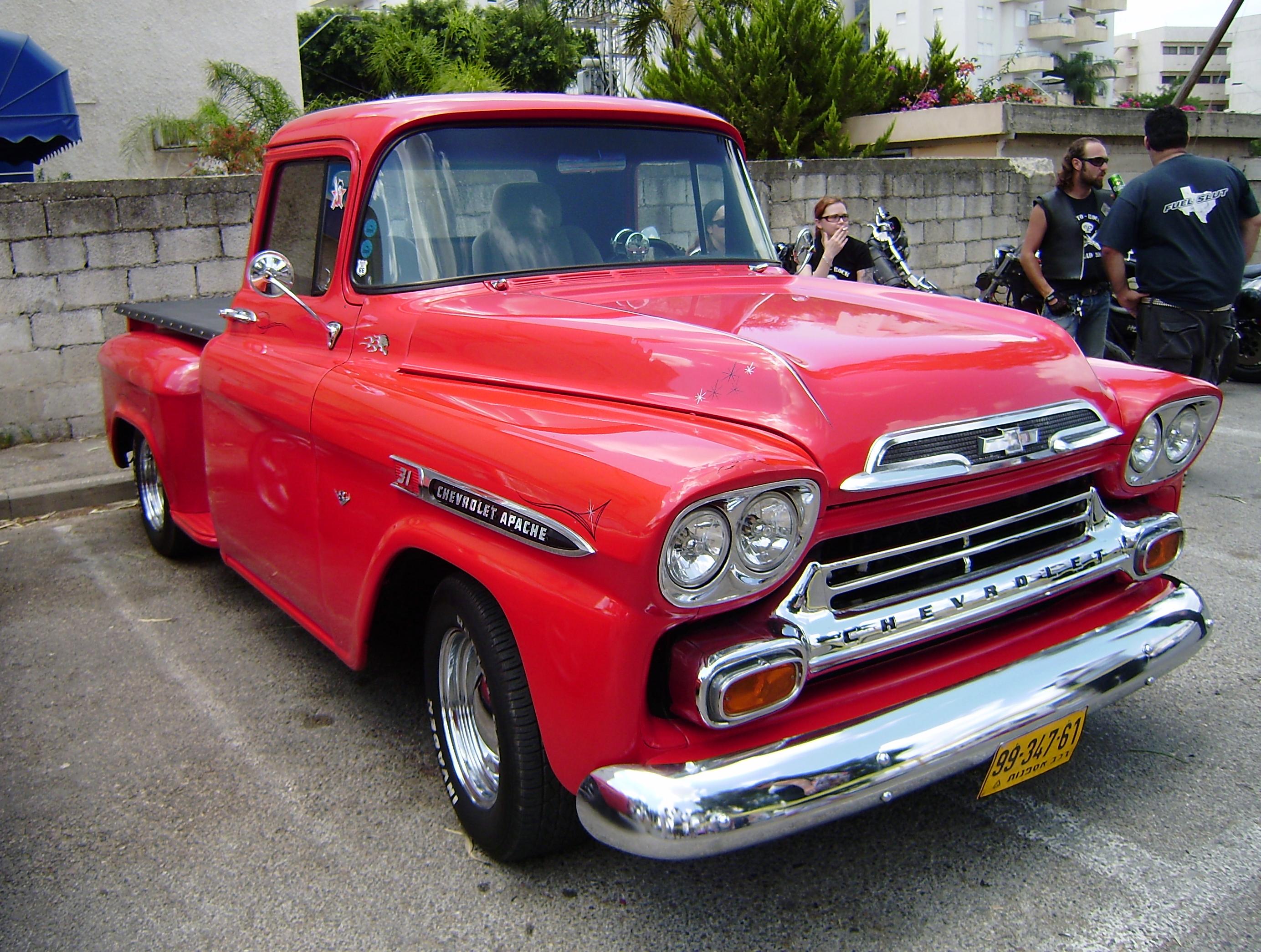 Chevrolet Apache Wikiwand