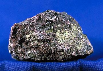 Chromite (Iron Chromium Oxide)