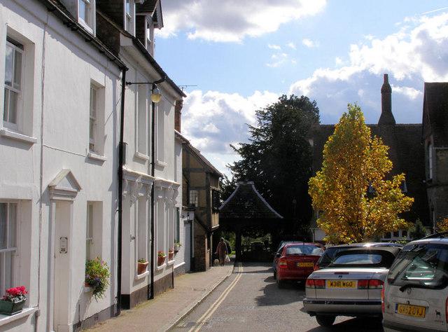 Church Street, Cuckfield - geograph.org.uk - 1018234
