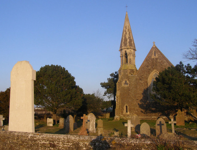 Church of the Holy Spirit, Rye Harbour - geograph.org.uk - 1094044