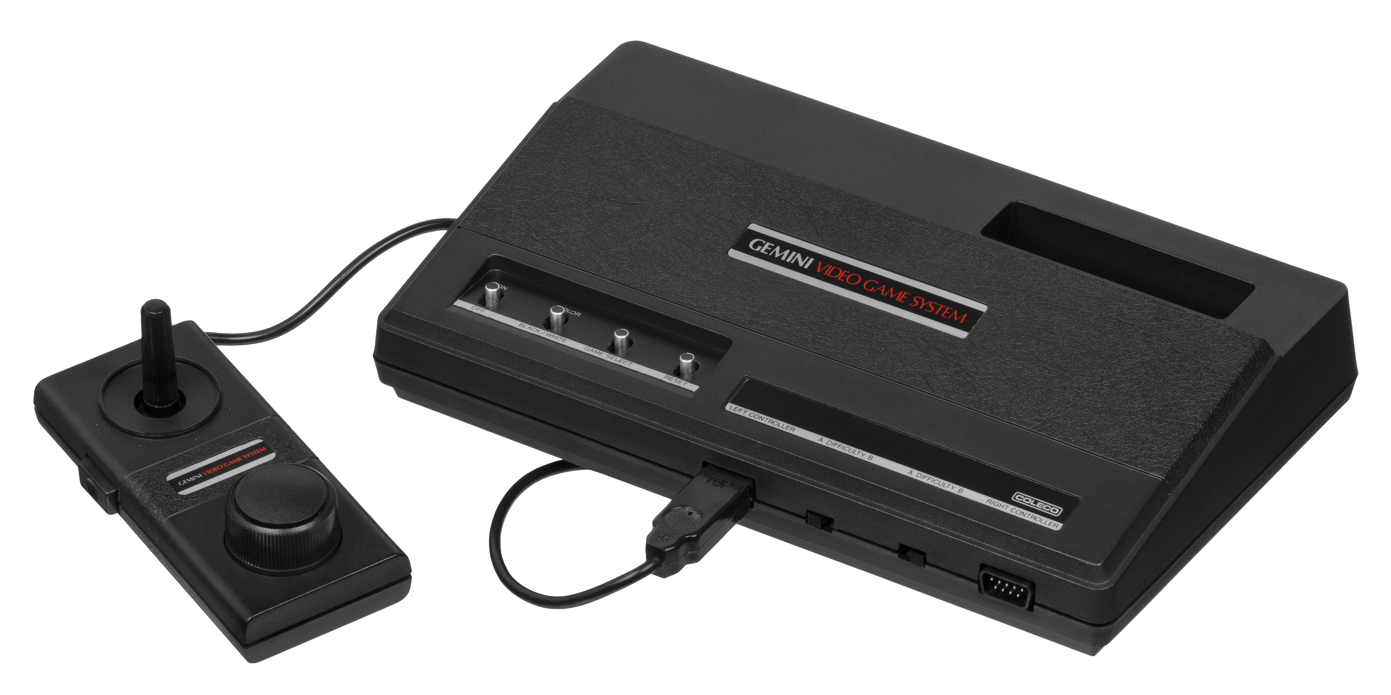 Atari #1 Game Console Logos