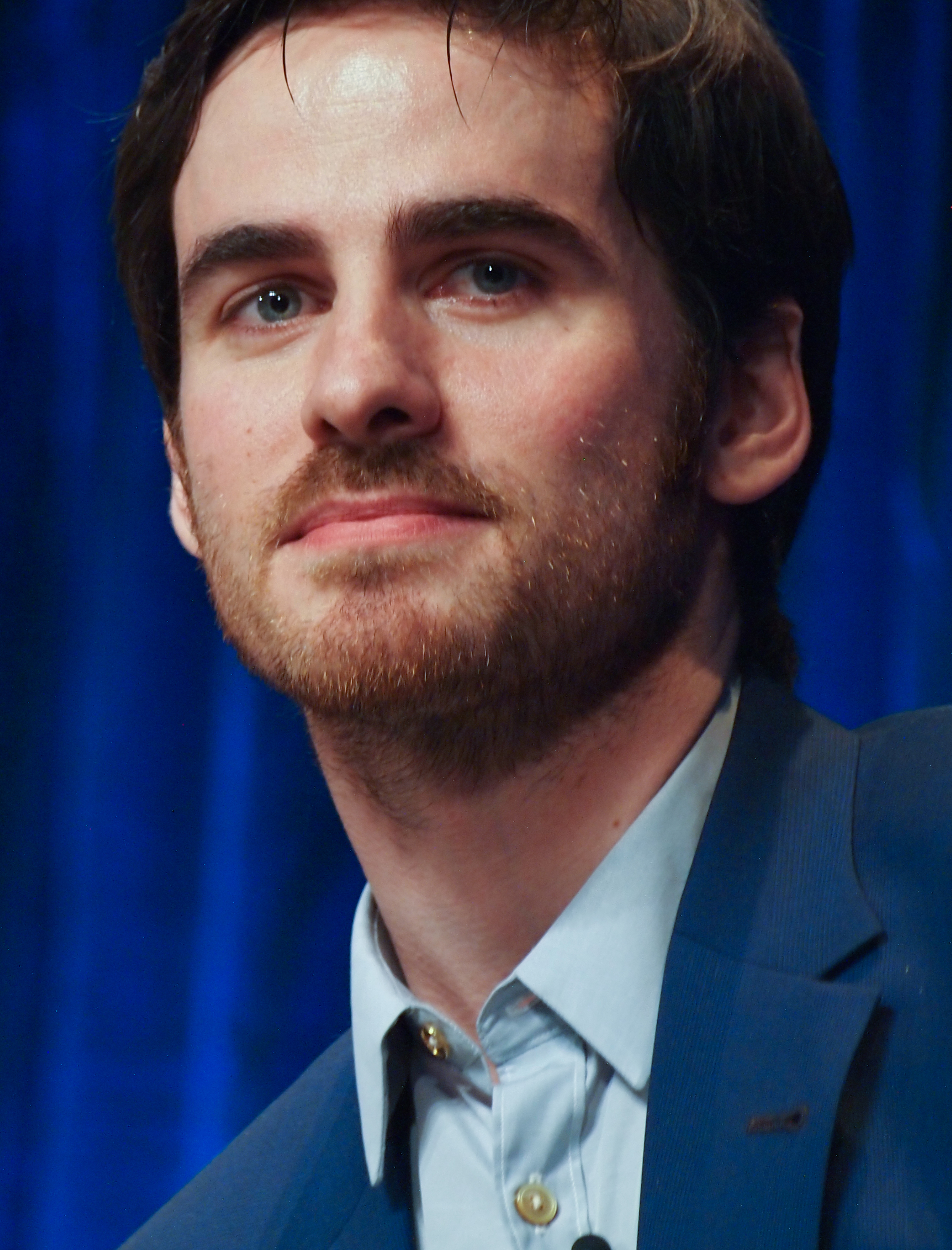The 40-year old son of father (?) and mother(?) Colin O'Donoghue in 2021 photo. Colin O'Donoghue earned a  million dollar salary - leaving the net worth at  million in 2021