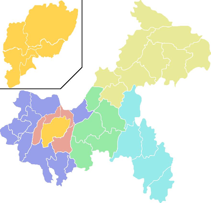 Yubei District Of Chongqing City Fairview Villa