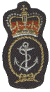 Crews Cap Badge
