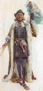 Cristoforo Colombo Costume Act II