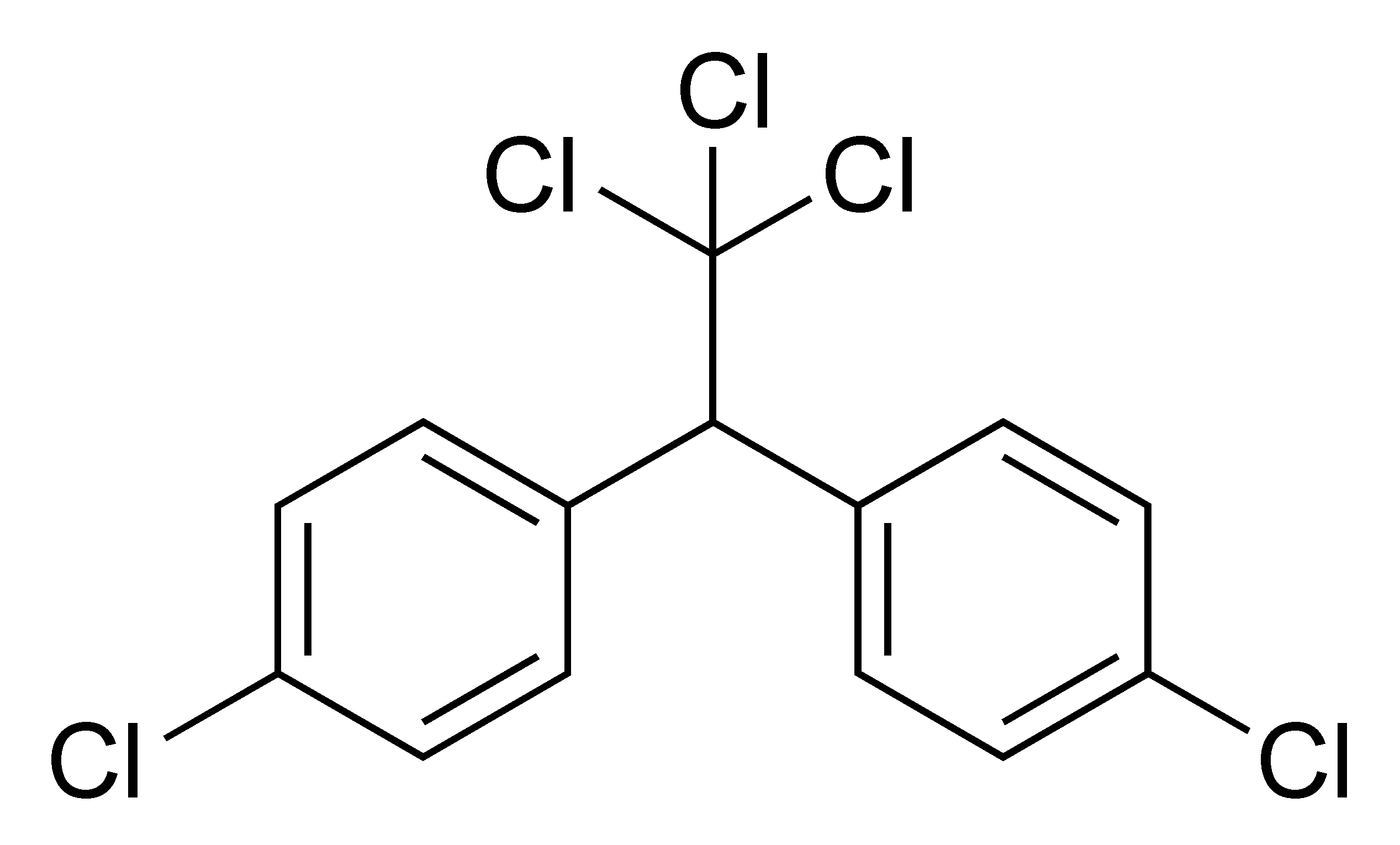 File:DDT chemical structure highres.png