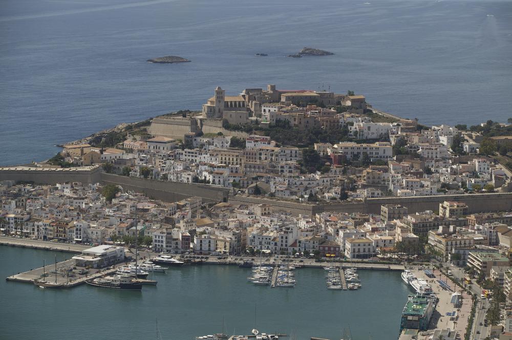 Centre Ville De Ibiza