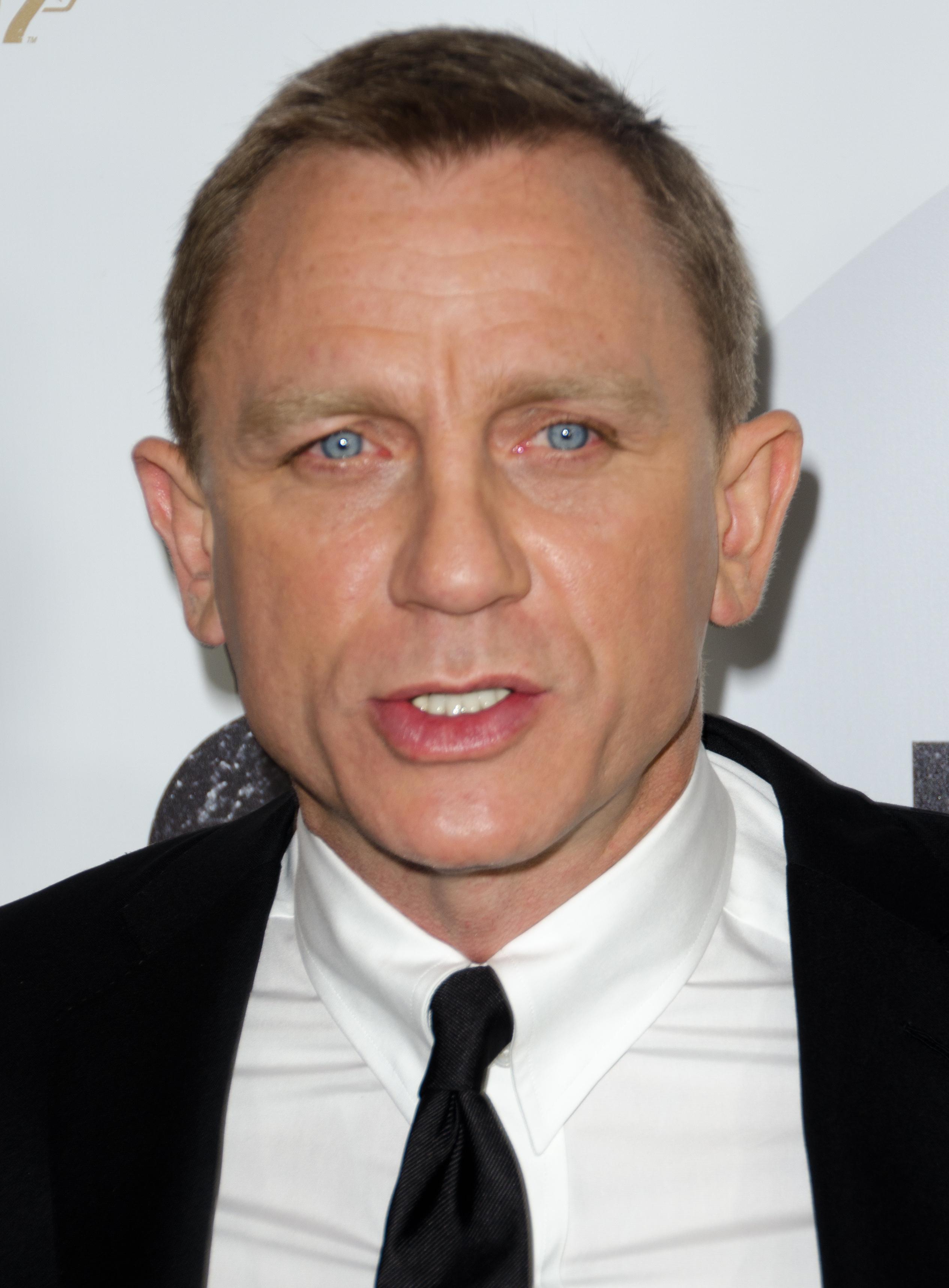 Daniel Craig Körpergröße