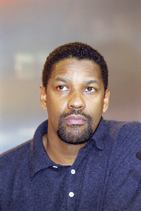 Foto van Denzel Washington