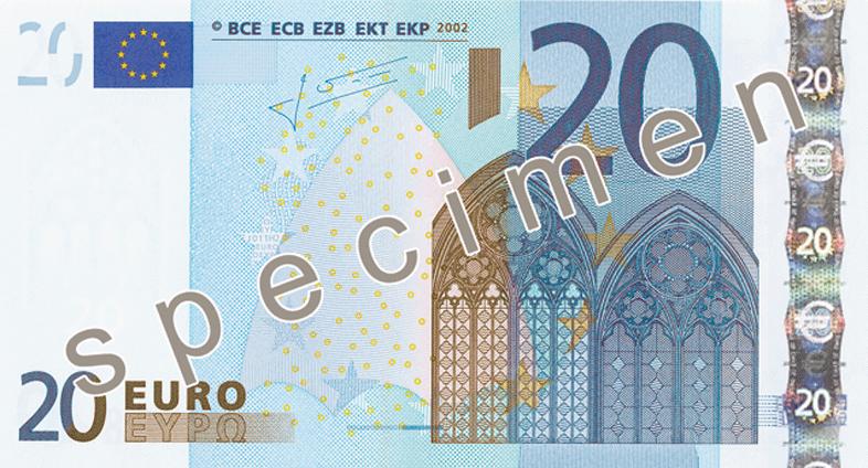 Euro 20 bailong bl 6660